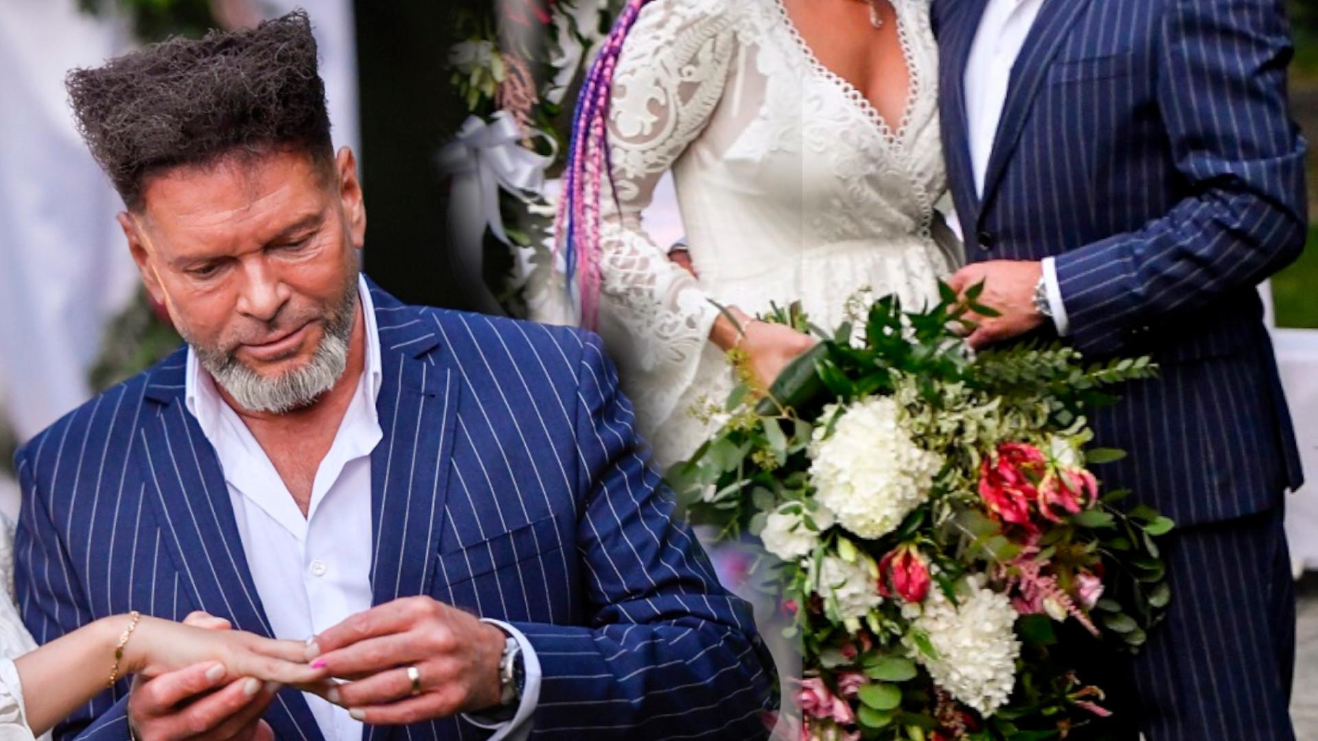 Krzysztof Rutkowski i Maja Plich celebrują rocznicę ślubu. NA BOGATO! (ZDJĘCIA)
