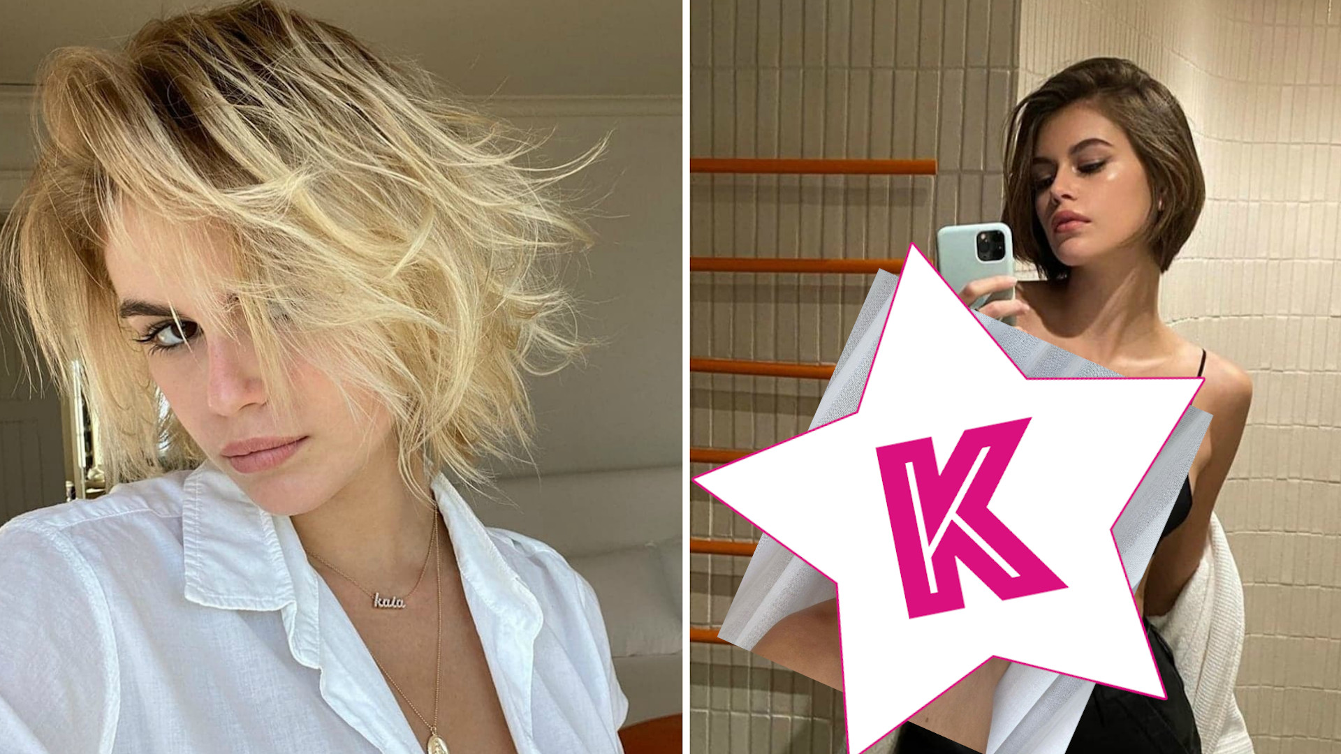 Kaia Gerber zmieniła fryzurę. Postawiła na ODWAŻNY kolor