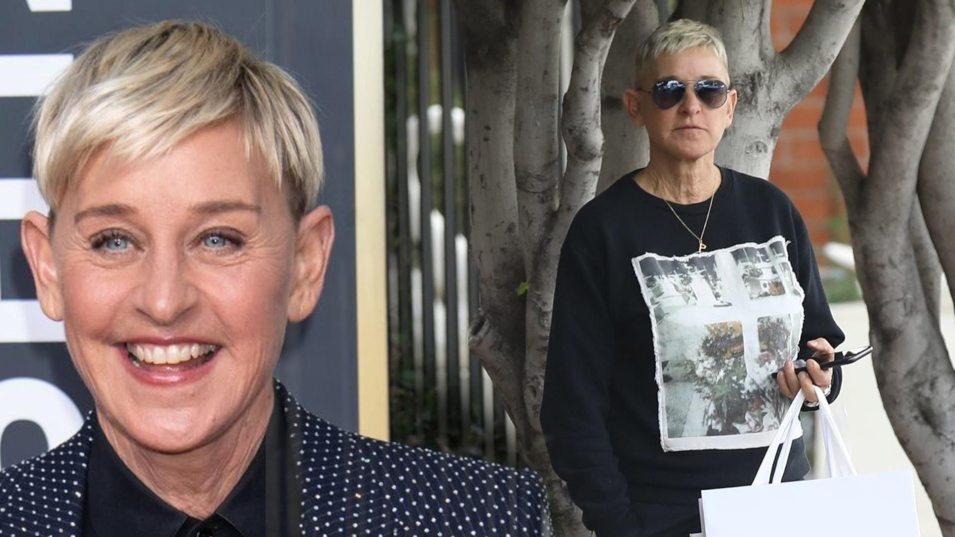 Ellen DeGeneres ratuje swoją reputację. Dopiero teraz przeprowadziła rozmowę ze współpracownikami