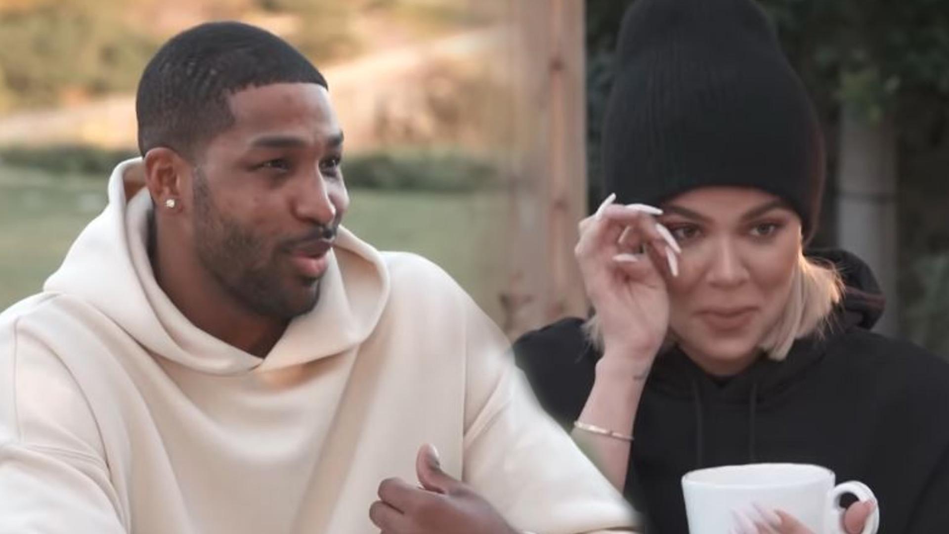 Tristan Thompson prosi Khloe Kardashian, aby wprowadziła się do niego NA ZAWSZE (VIDEO)