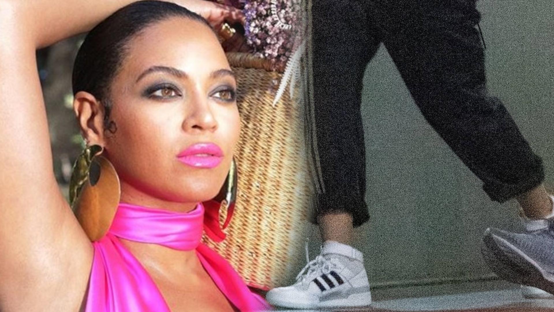 Beyonce przyłapana przez paparazzi. Już dawno jej nie widzieliśmy w codziennym wydaniu (ZDJĘCIA)