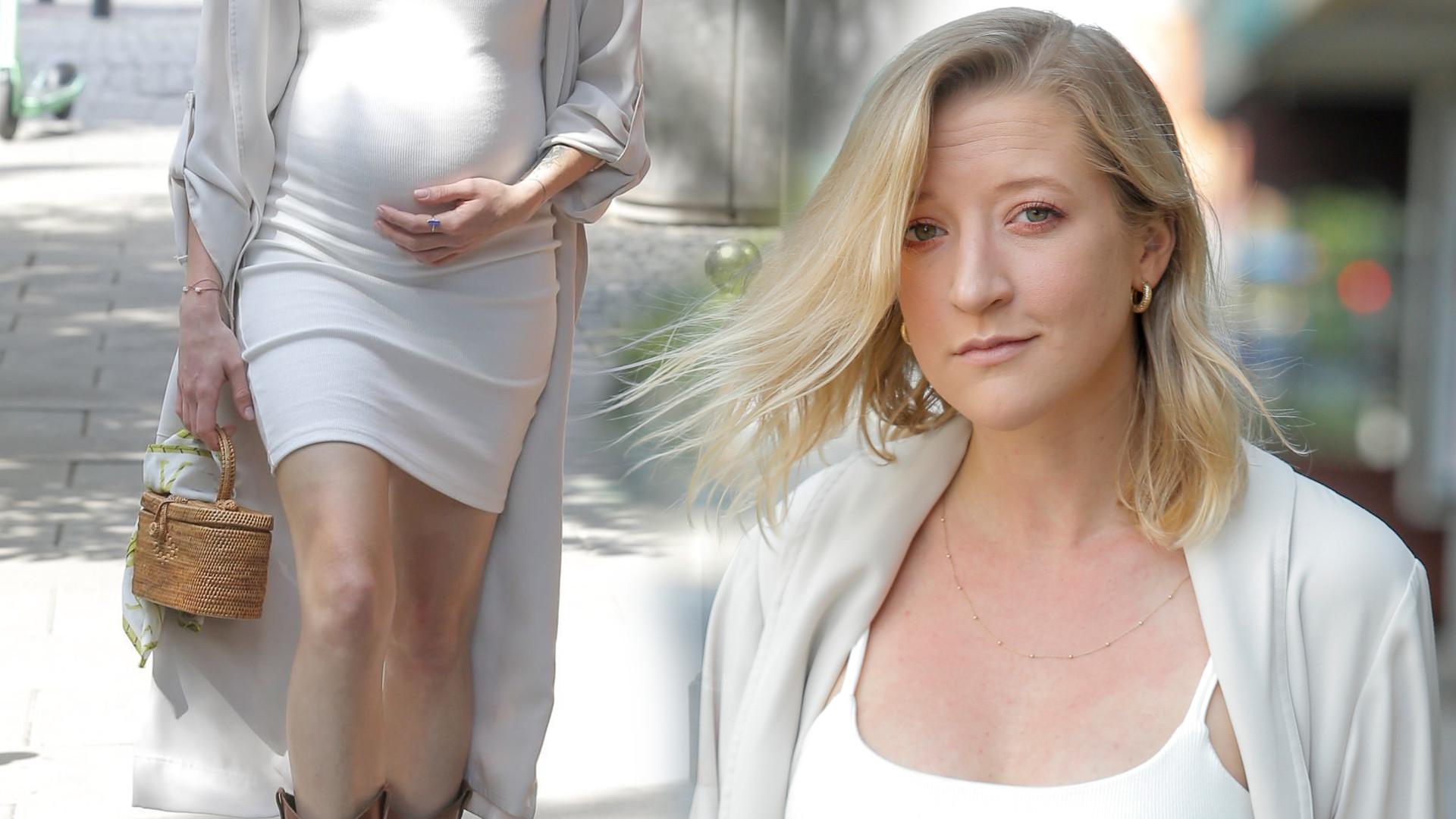 Lara Gessler SZCZERZE opowiedziała o ciąży. Ile przytyła, kiedy poinformowała bliskich i na jaki poród się zdecydowała?