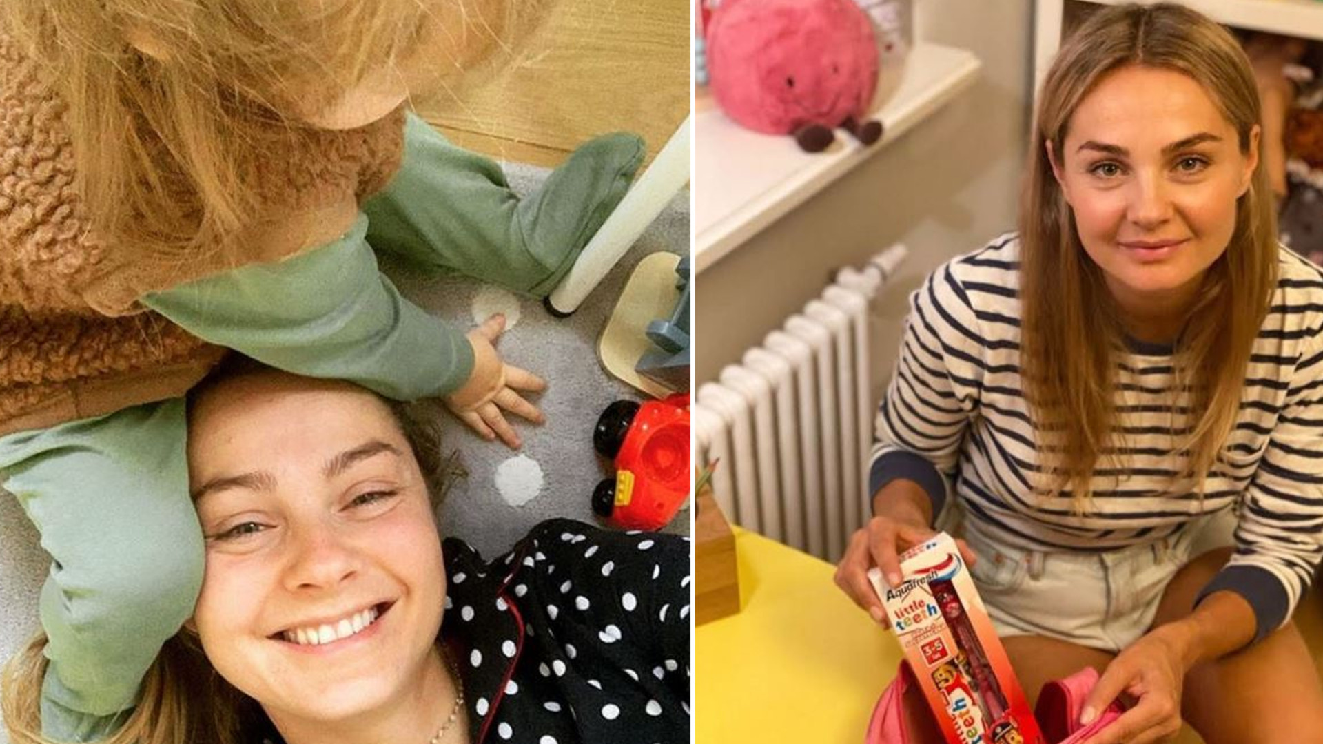 Małgorzata Socha pokazała pokój córek. Wbrew pozorom NIE jest cały różowy
