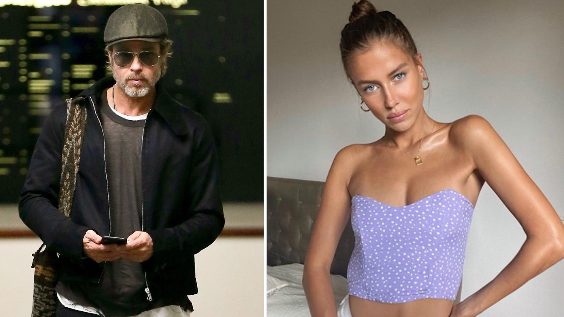 Brad Pitt ma nową dziewczynę. Mamy zdjęcia!