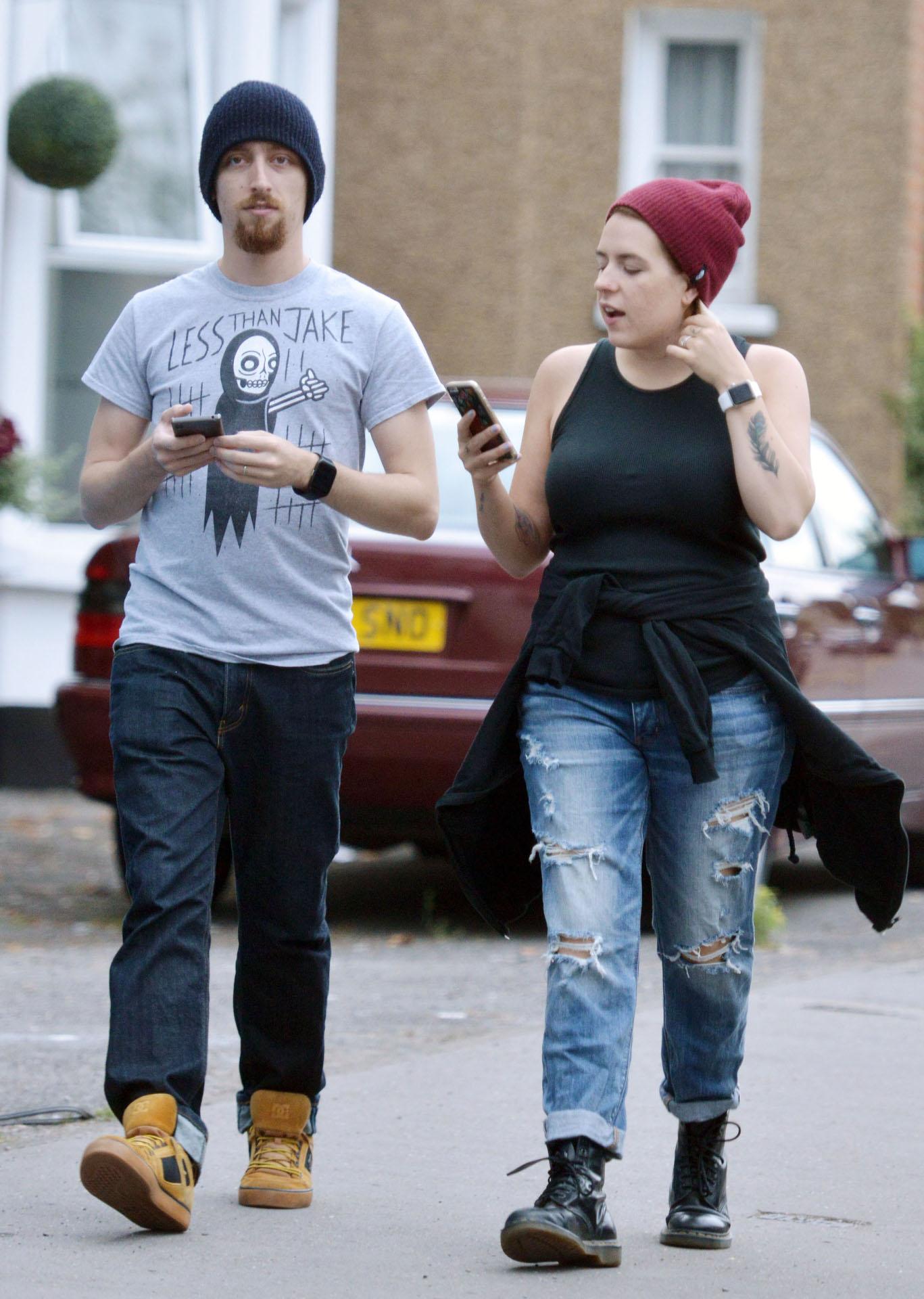 Bella Cruise z mężem w 2015 roku, fot. LN1 / Backgrid UK / Forum