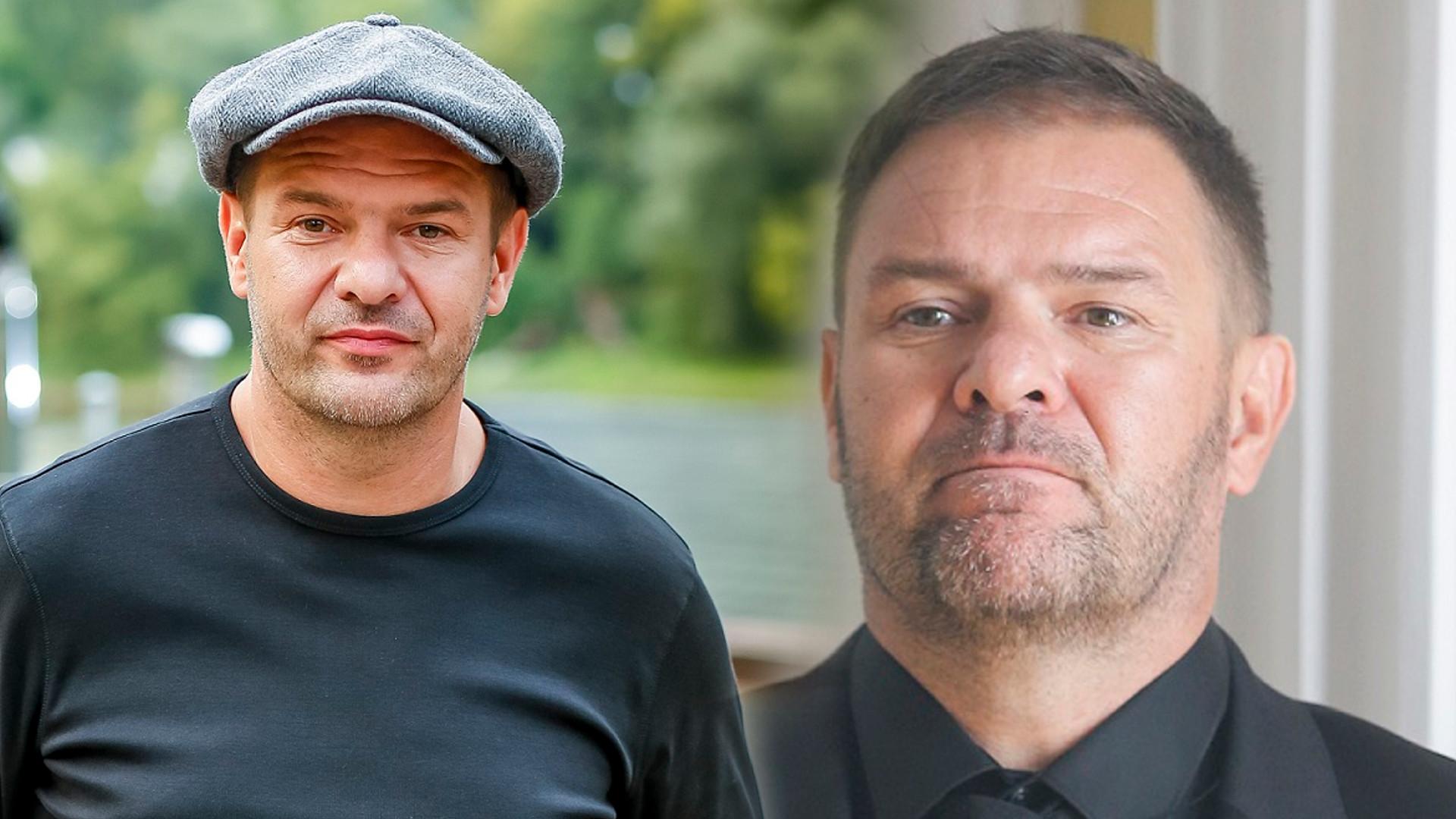 """Tomasza Karolaka WYPROSZONO ze sklepu. Aktor nie miał maseczki: """"Prędzej bym się od ochroniarza zaraził"""""""