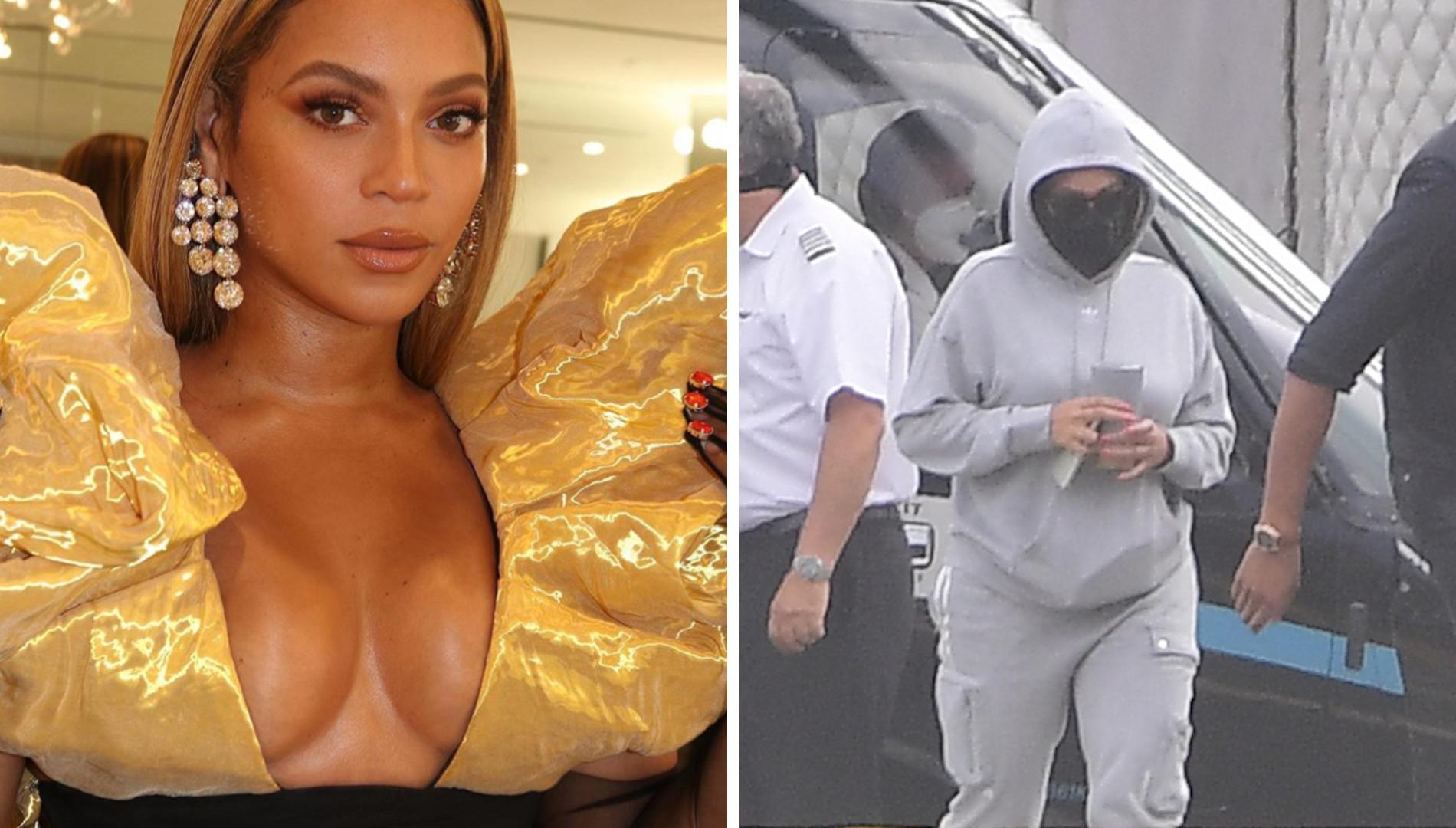 Beyonce: krótkie wakacje i powrót HELIKOPTEREM. Przyłapana z rodziną!