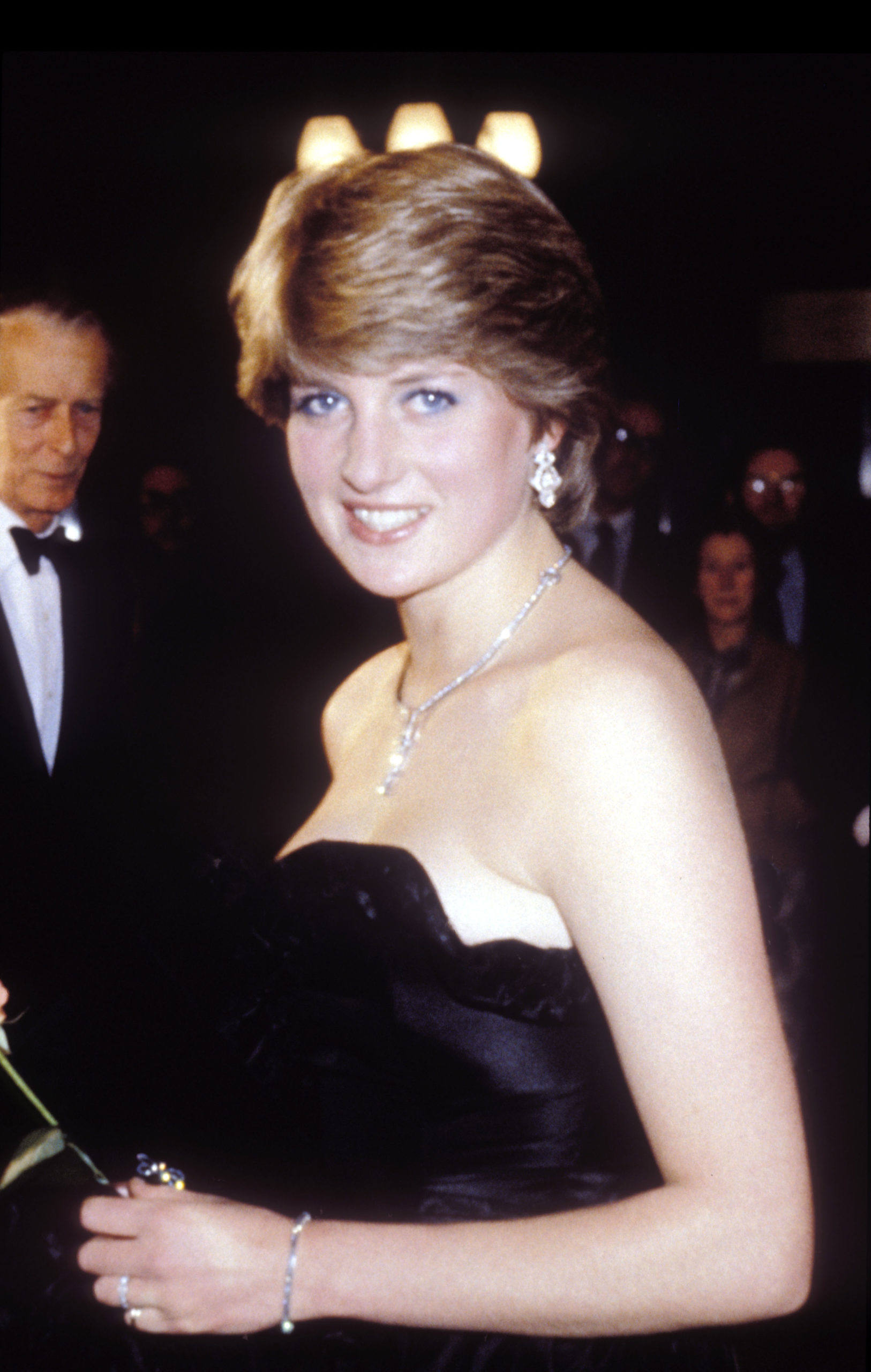 Księżna Diana w 1981 roku, fot. Keystone / KeystoneSU / Forum