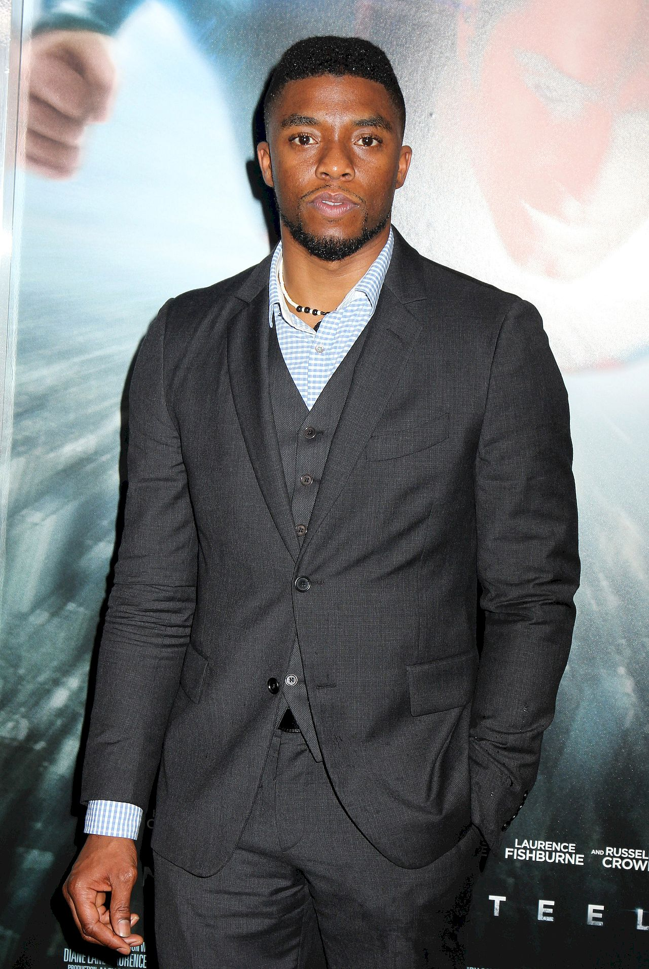 Chadwick Boseman nie żyje
