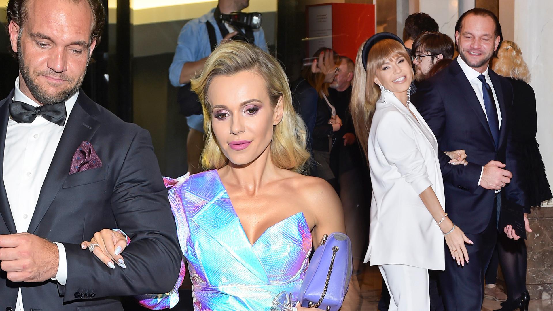 Doda z Emilem pozują w Cannes: Fanki mojego męża będą pocieszone