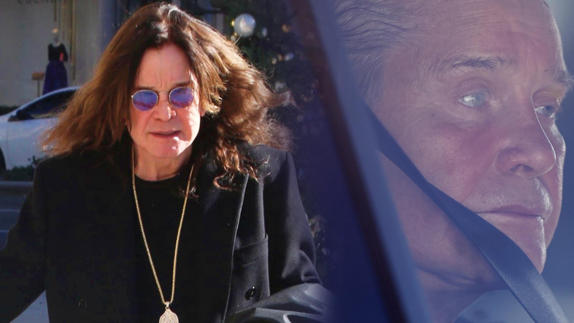 Ozzy Osbourne bardzo się ZMIENIŁ. Jest ciężko chory (ZDJĘCIA)