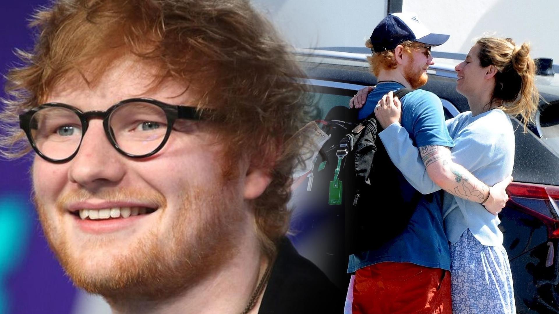 Ed Sheeran ZOSTAŁ OJCEM! Opublikował post, w którym zdradził IMIĘ dziecka