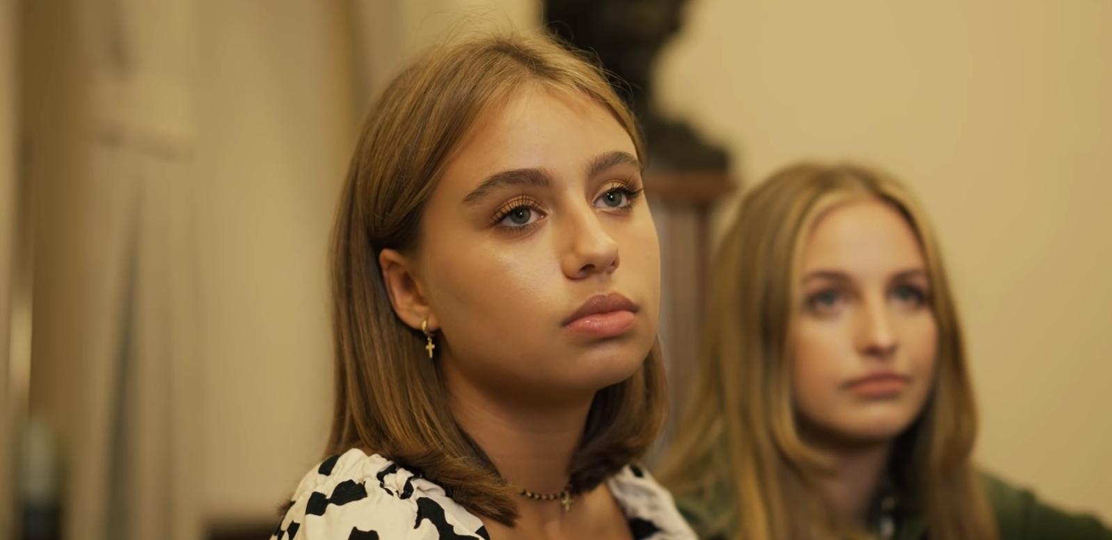 Oliwia Bieniuk w filmie Reżysera Życia