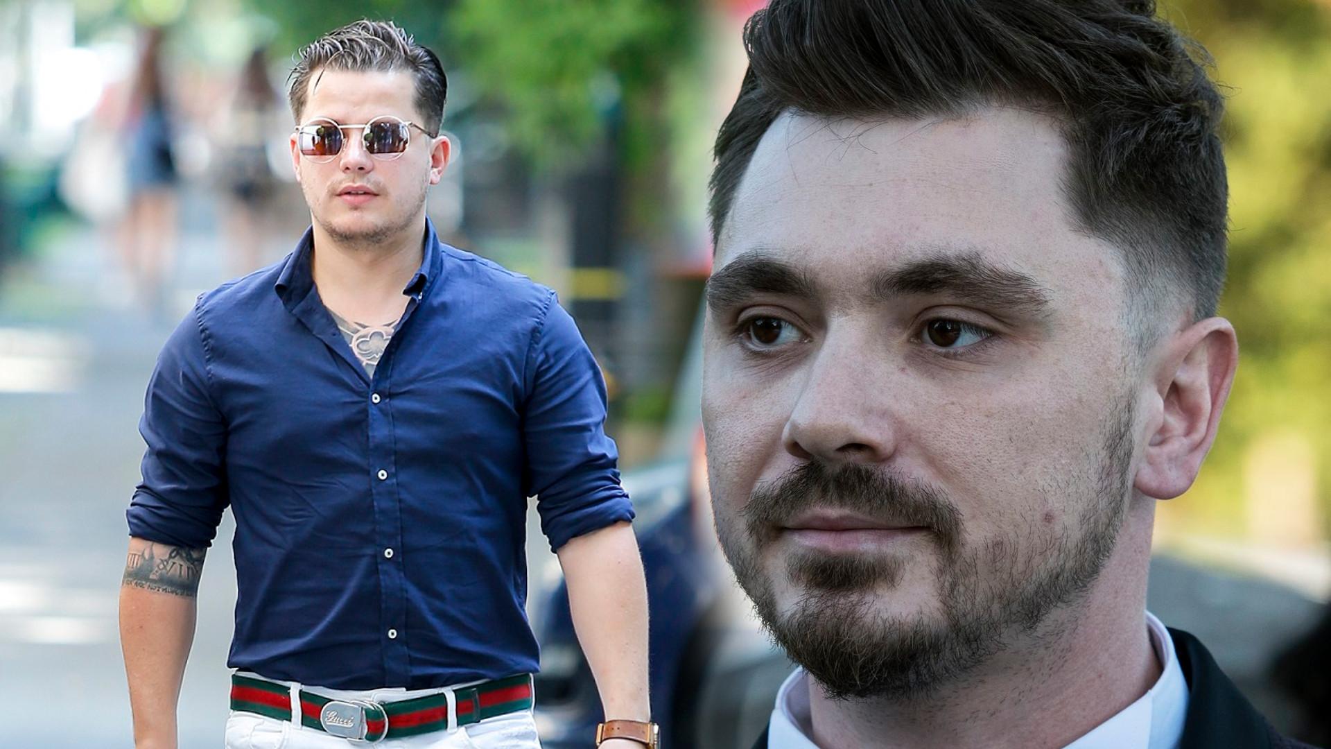 """Wściekły Rafał Collins wbija szpilkę Danielowi Martyniukowi: """"NIC nie osiągnąłeś. Nie jesteś facetem"""""""