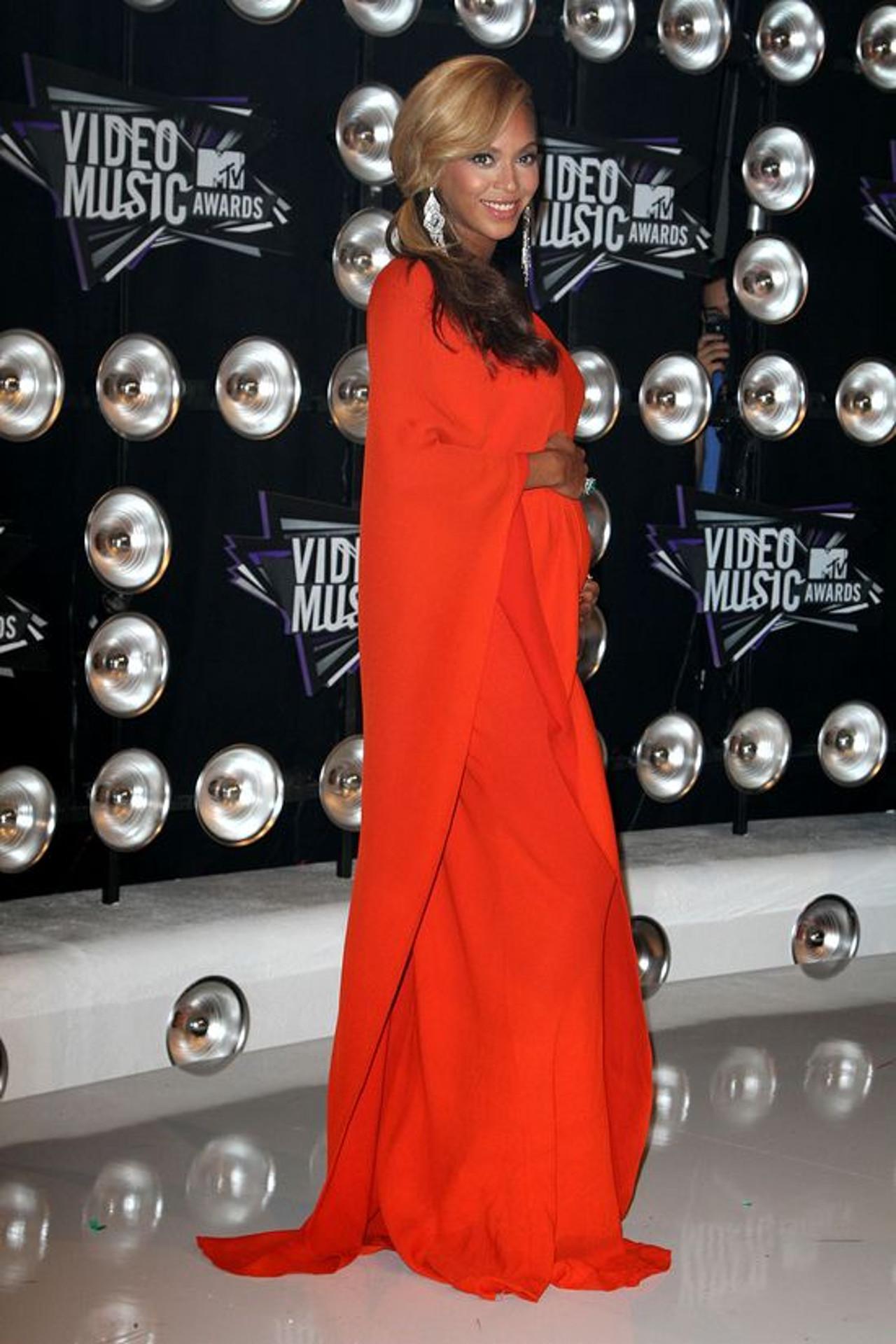 Beyonce w ciąży. Gwiazda po raz czwarty zostanie mamą.