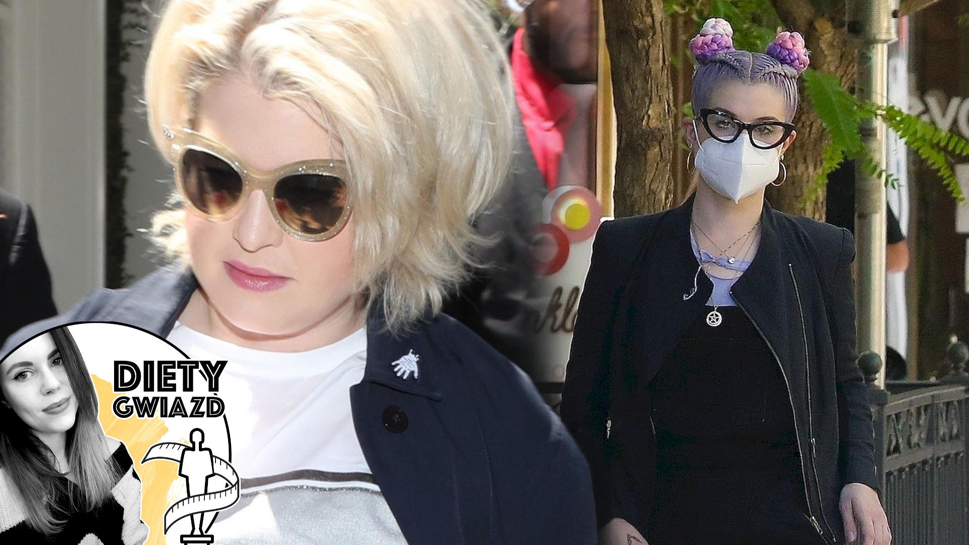 Kelly Osbourne schudła 40 kilogramów. Jest na DIECIE, którą lubią polskie gwiazdy (DIETY GWIAZD)