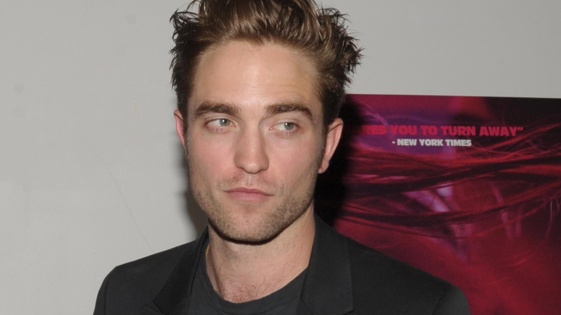 """Robert Pattinson dołączył do ekskluzywnego grona, """"To zaszczyt"""""""