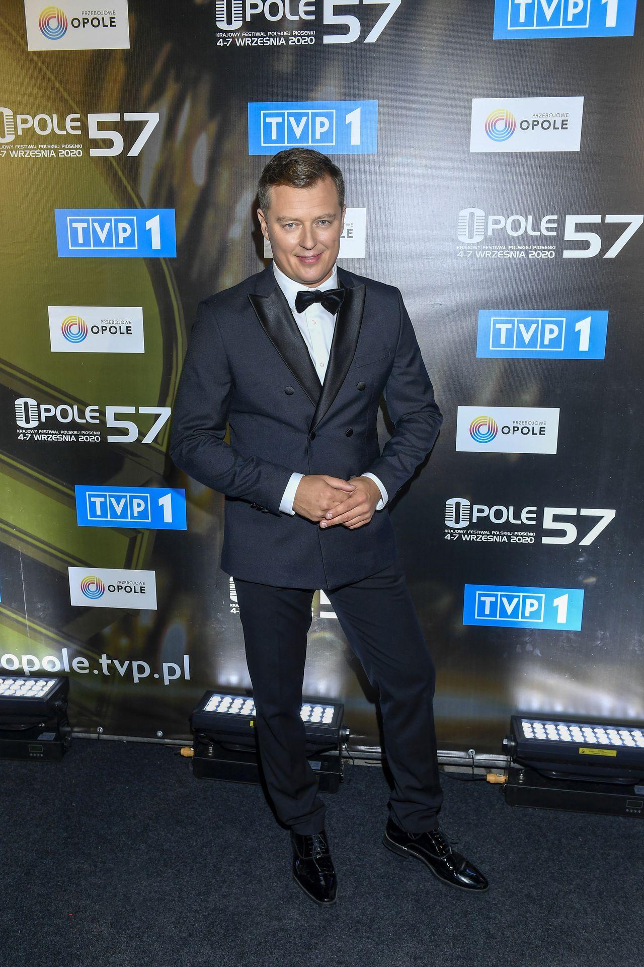 Rafał Brzozowski na ściance