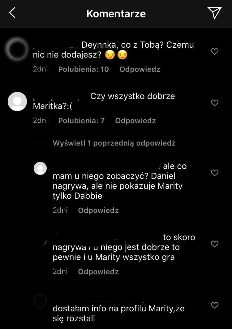 Deynn i  Majewski się rozstali, fot. Instagram