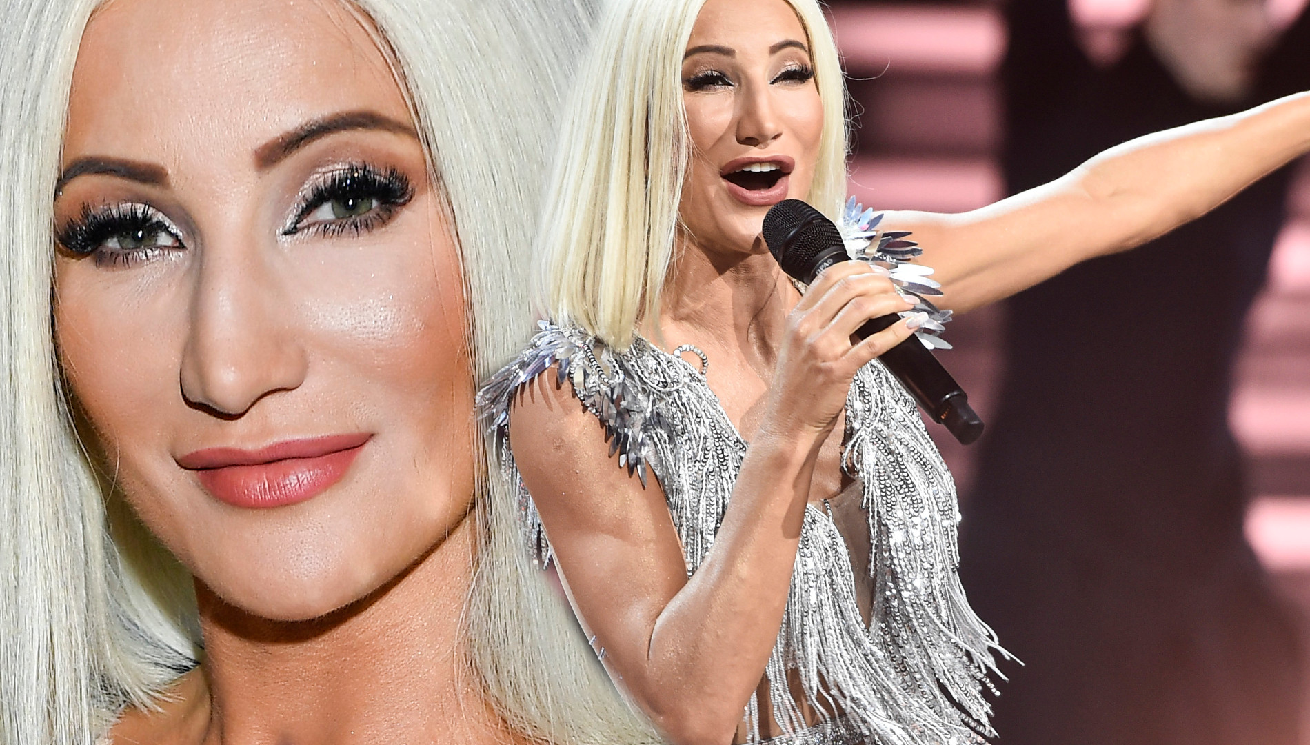 Spektakularna METAMORFOZA Justyny Steczkowskej. Wyglądała jak Kylie Jenner!
