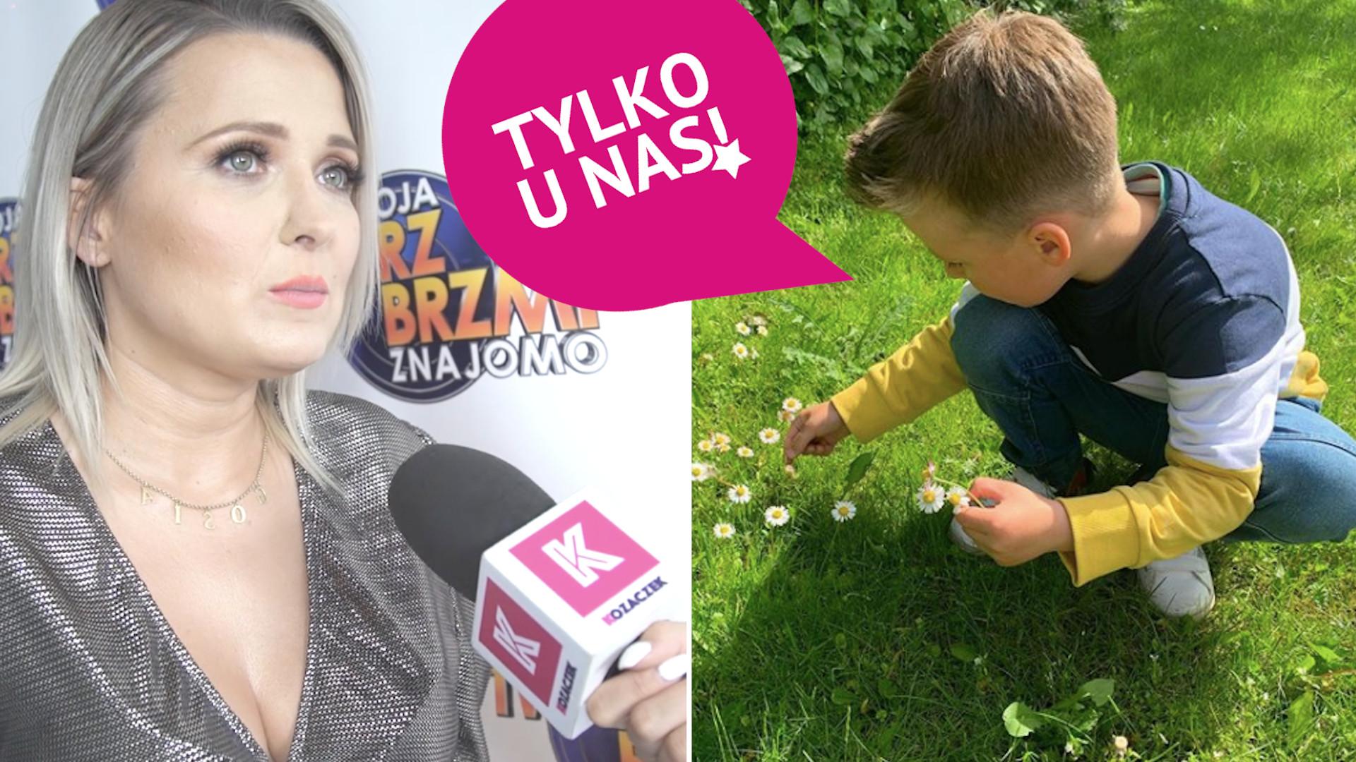"""Gosia Andrzejewicz zdradza nam, jak godzi macierzyństwo z programem """"TTBZ"""" (WIDEO)"""
