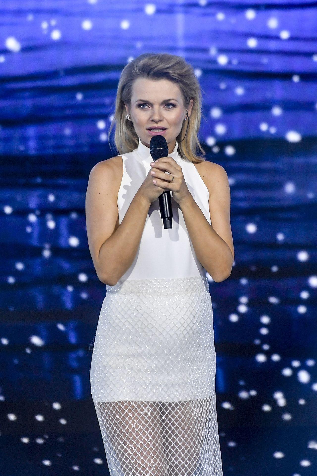 Emilia Komarnicka na scenie
