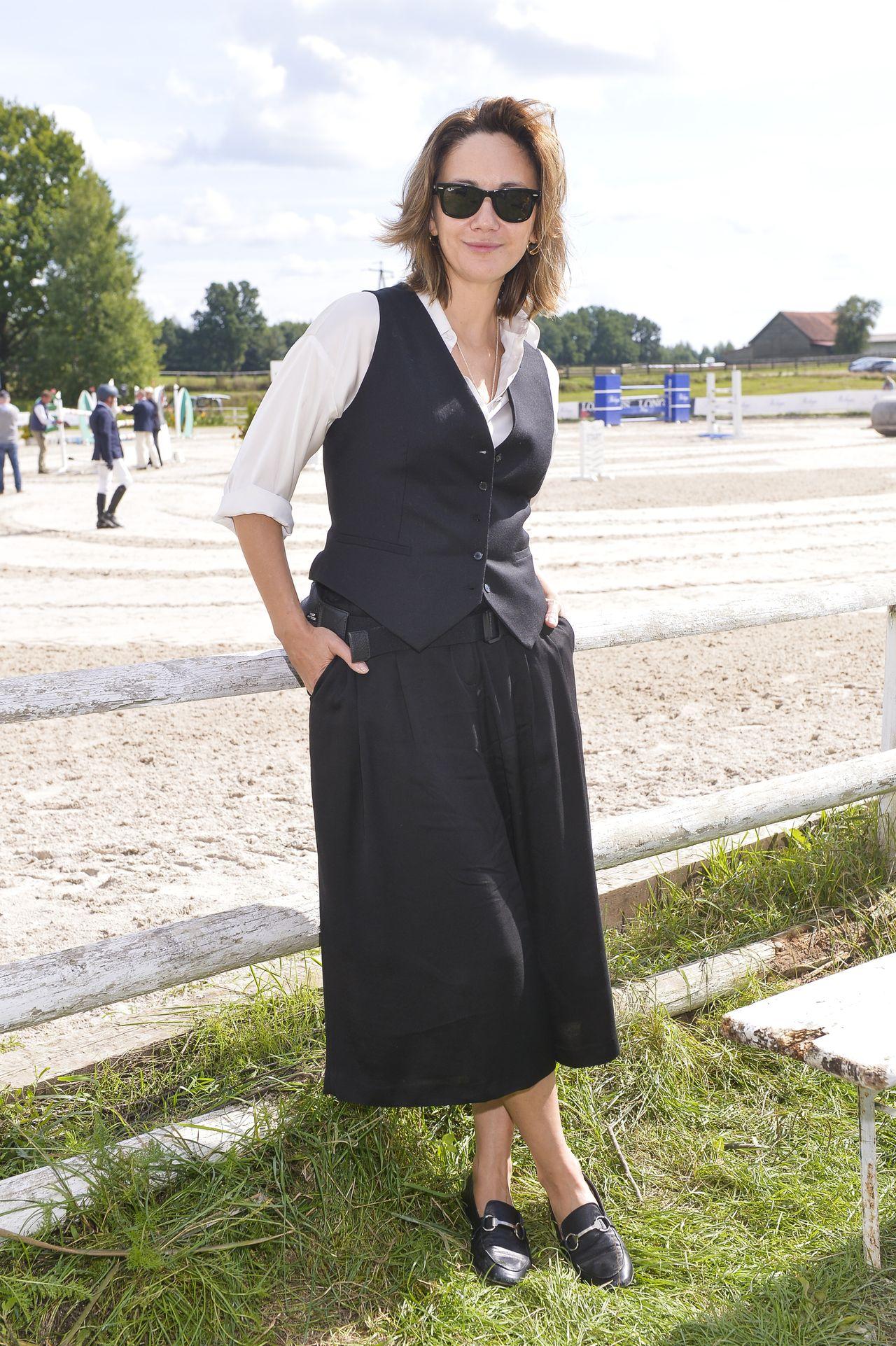Ilona Ostrowska na Gałkowo Perlage Masters