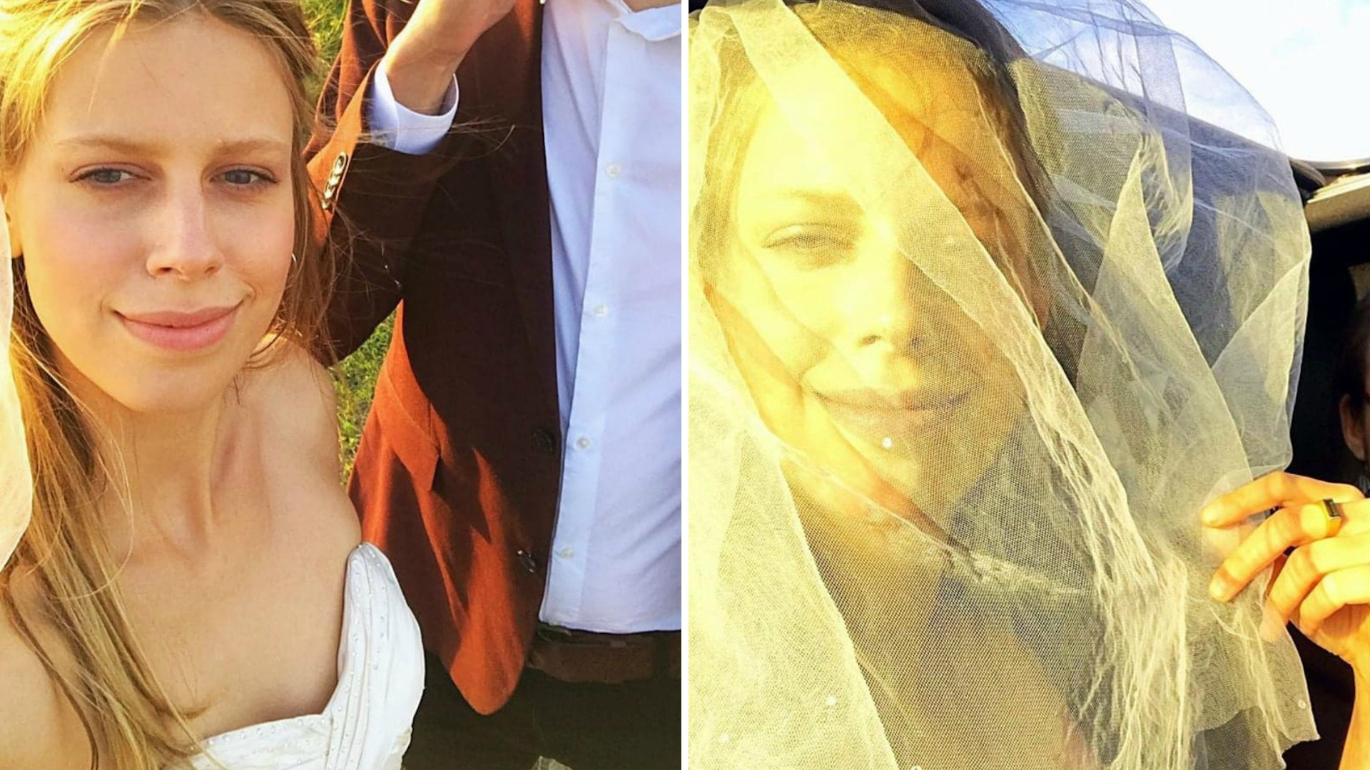 Ala Boratyn z zespołu Blog 27 wzięła ŚLUB? Pokazała kilka zdjęć
