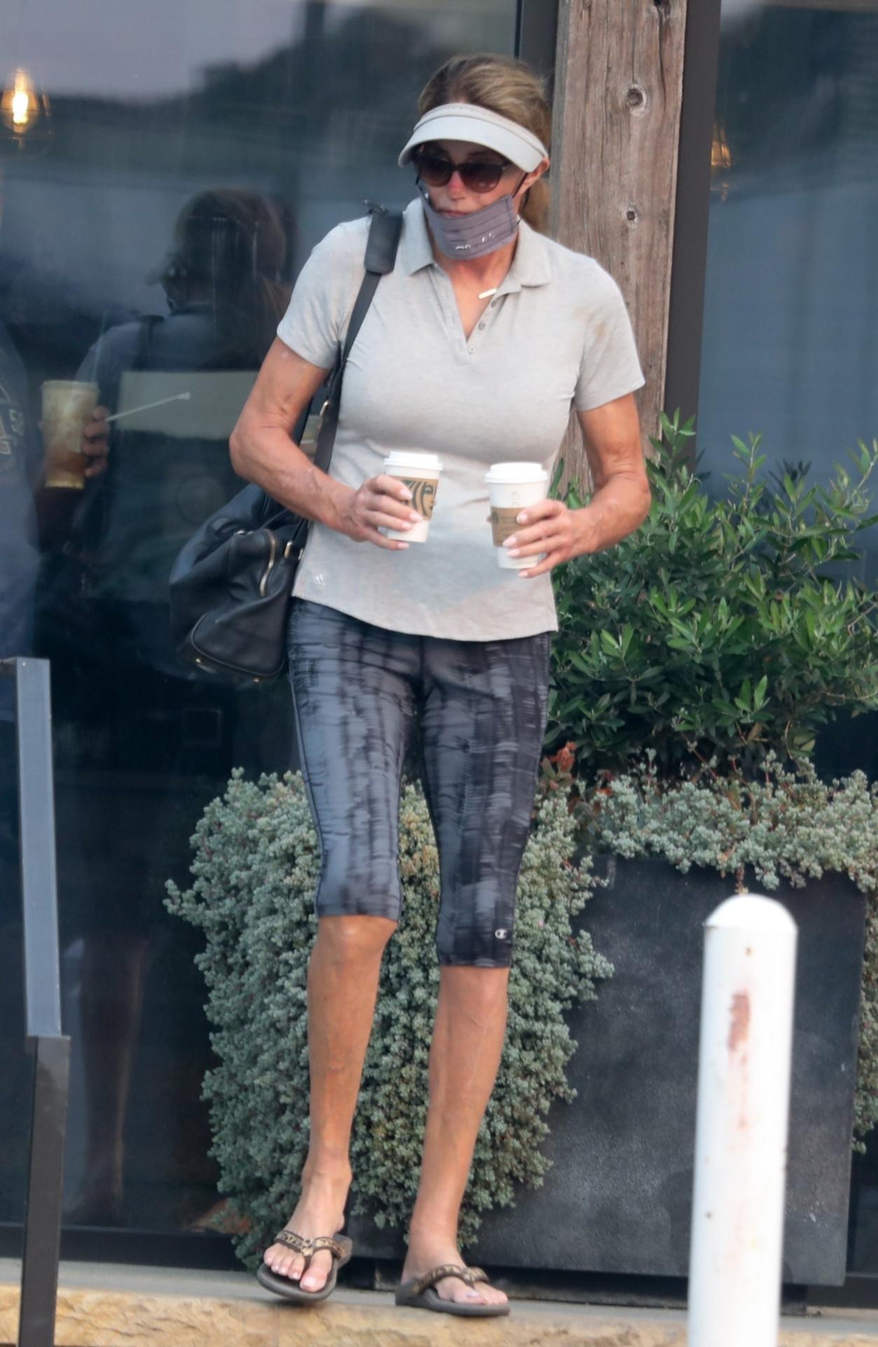 Caitlyn Jenner ze zmianą na nosie, fot. RMBI / BACKGRID / Backgrid USA / Forum