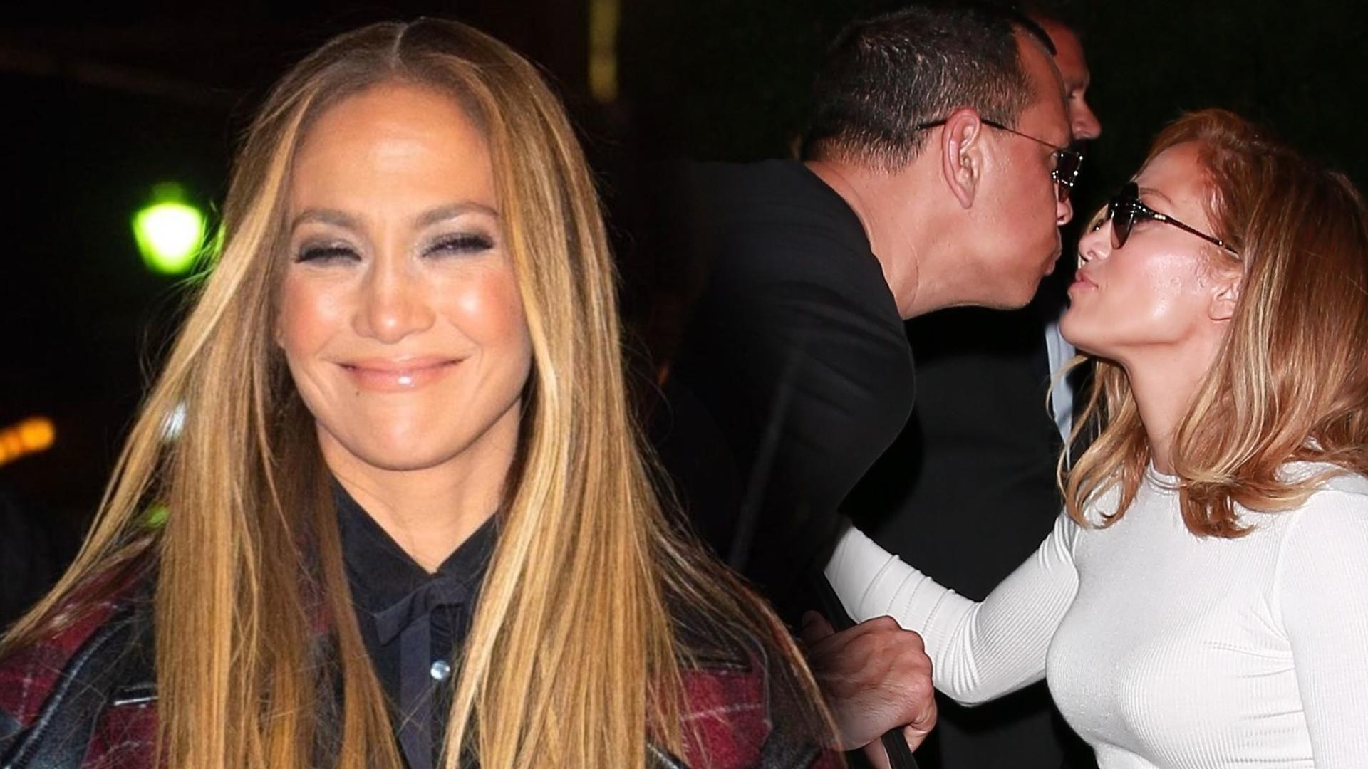 Jennifer Lopez z narzeczonym i dziećmi – mieli NIETYPOWY pomysł na rodzinne zdjęcie