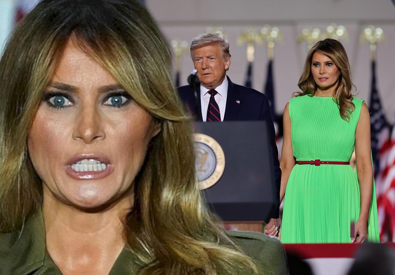 Melania Trump zostanie ŻONĄ NOBLISTY?! Donald nominowany do POKOJOWEJ NAGRODY NOBLA