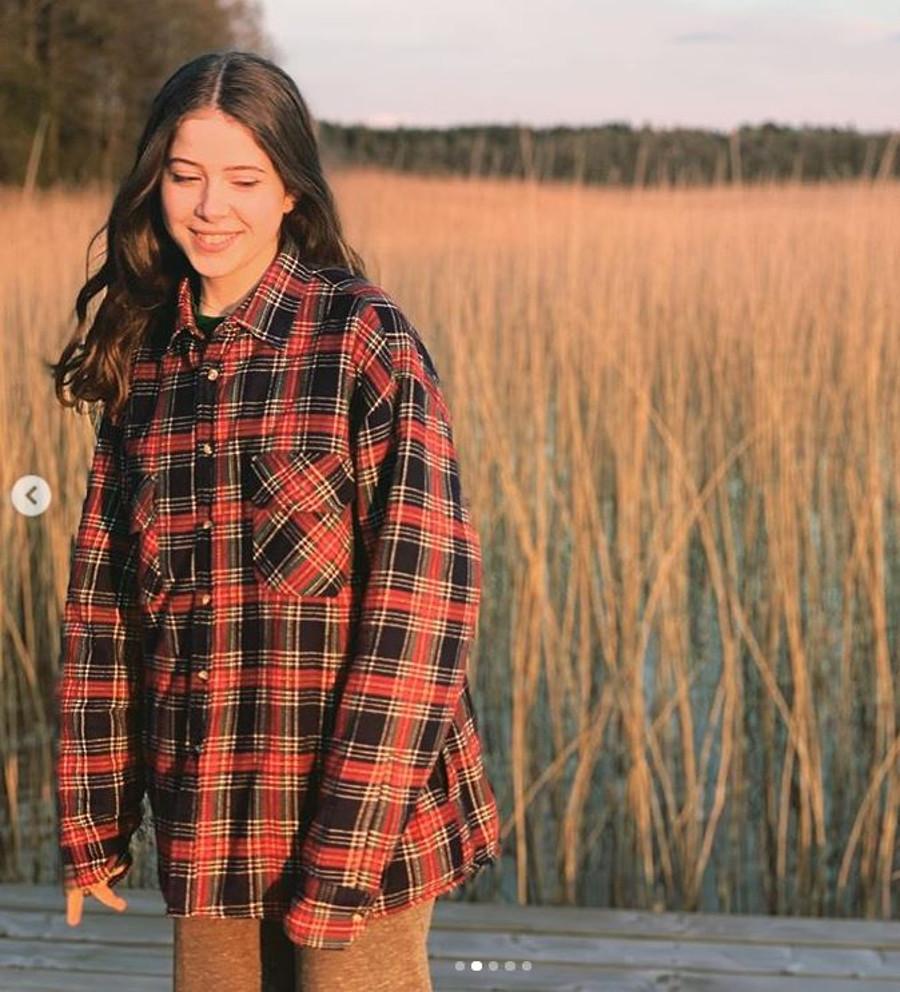 Córka Natalii Kukulskiej wystąpiła w reklamie.