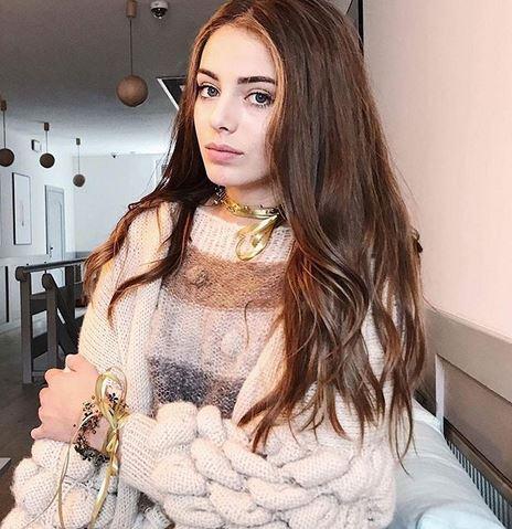 Weronika Kaniewska - uczestniczka Top Model