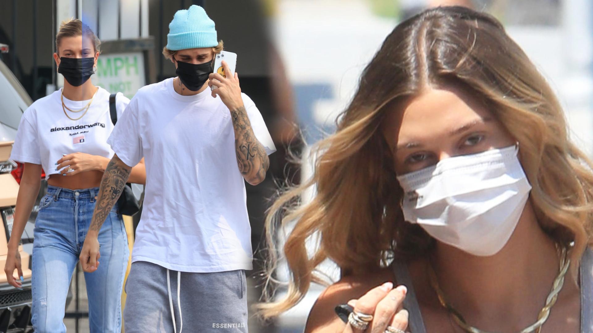 Hailey Bieber świętuje z mężem drugą rocznicę ślubu (FOTO)