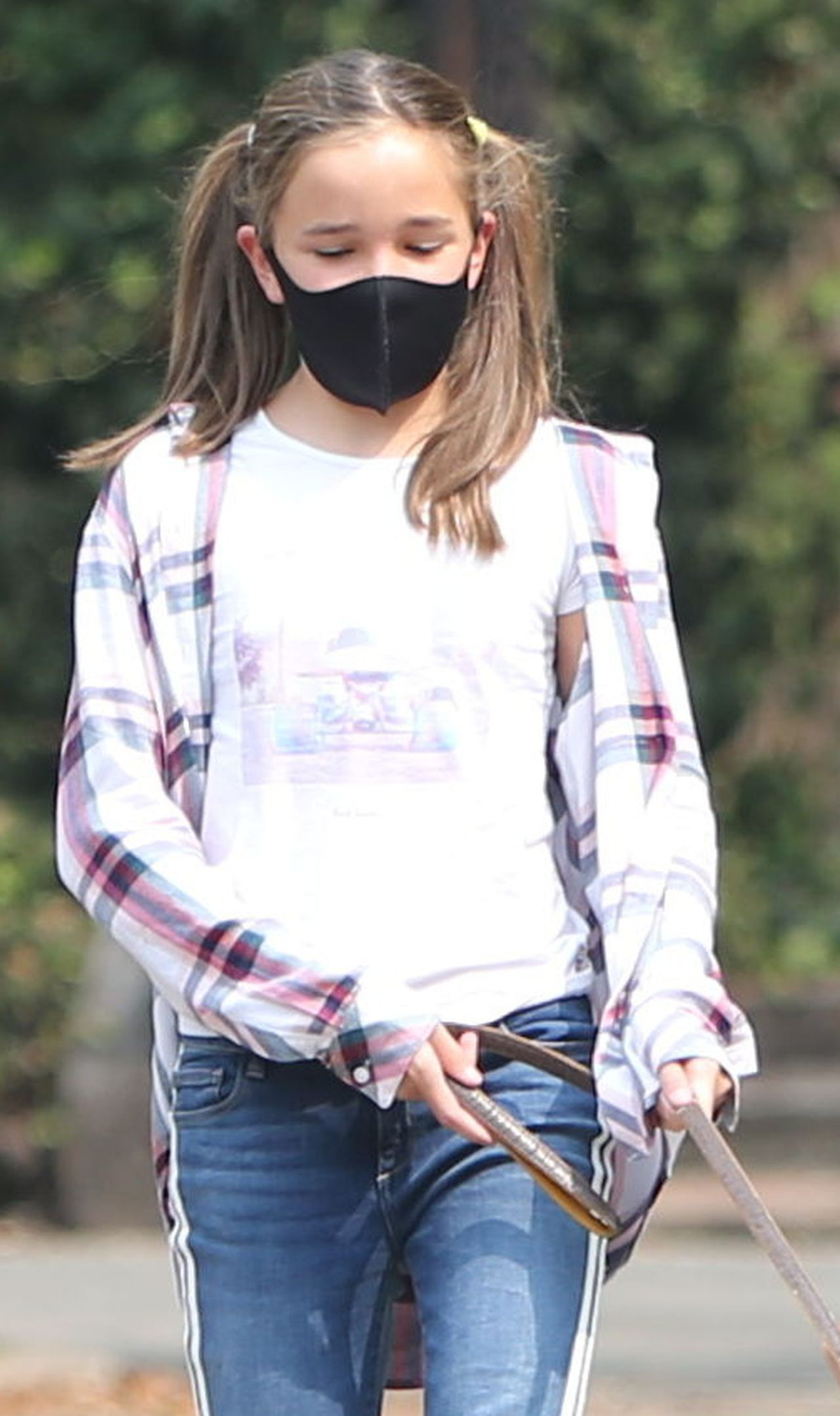 Seraphina, córka Jennifer Garner