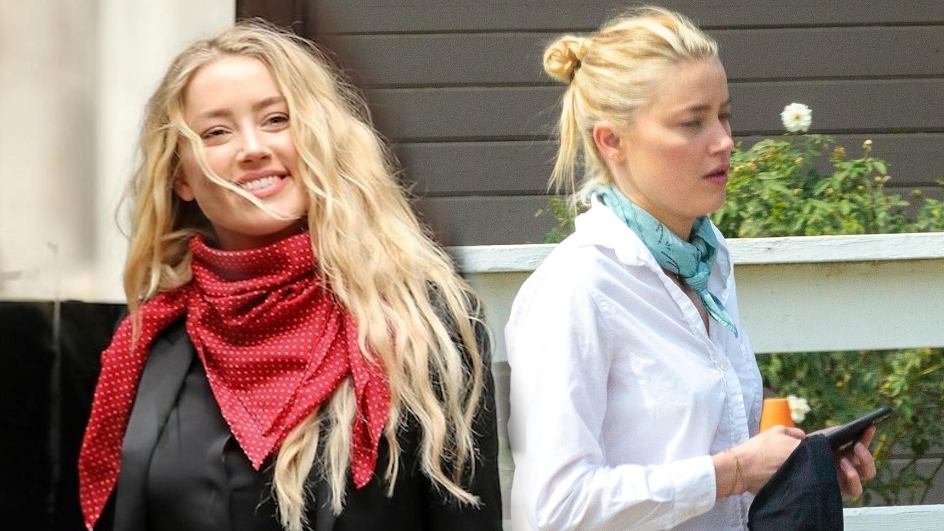 Amber Heard po burzliwym rozwodzie relaksuje się jazdą konną (FOTO)