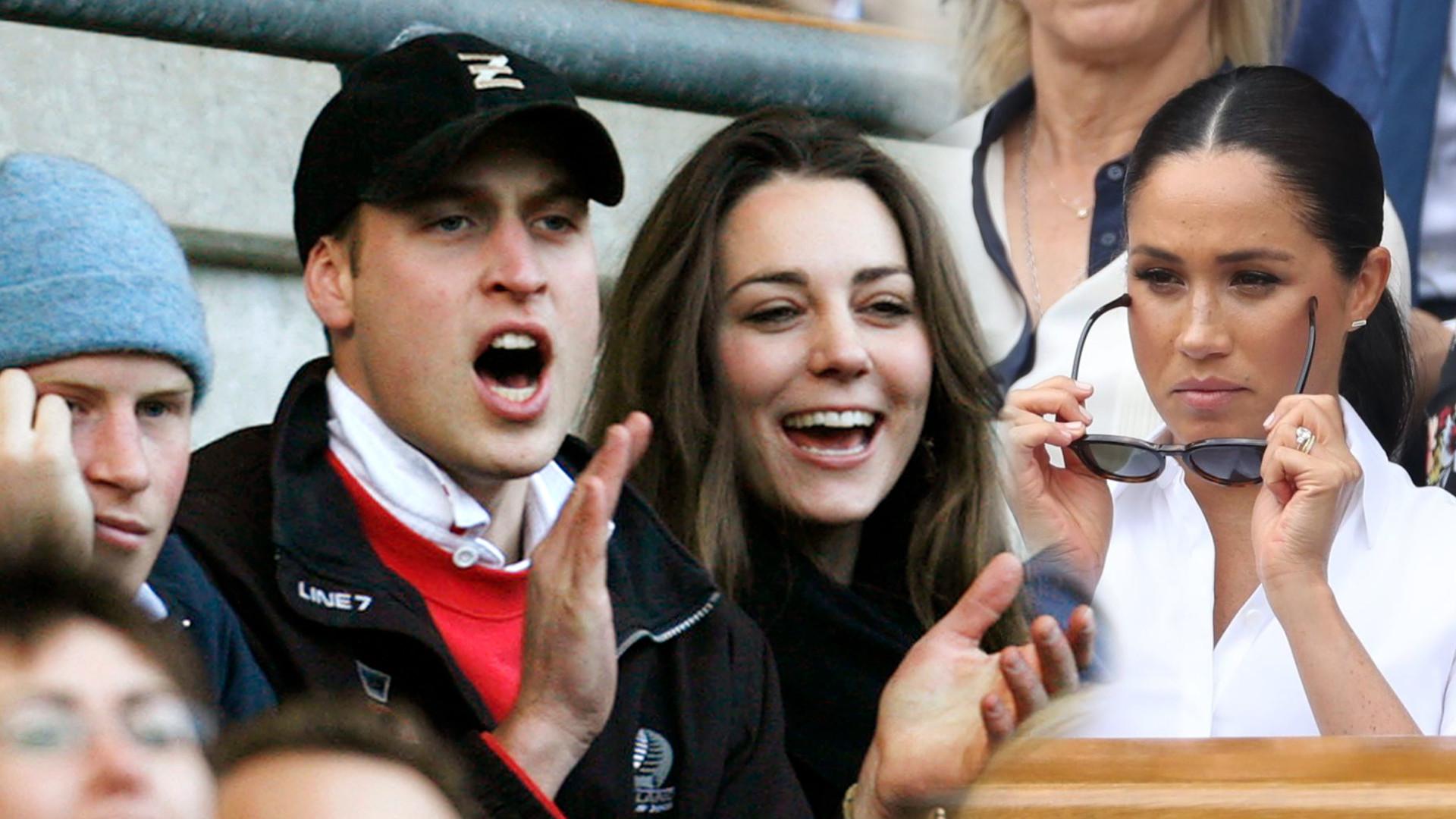 Kate i William złożyli życzenia urodzinowe Harry'emu i dodali wspólne zdjęcie, na którym NIE MA Meghan