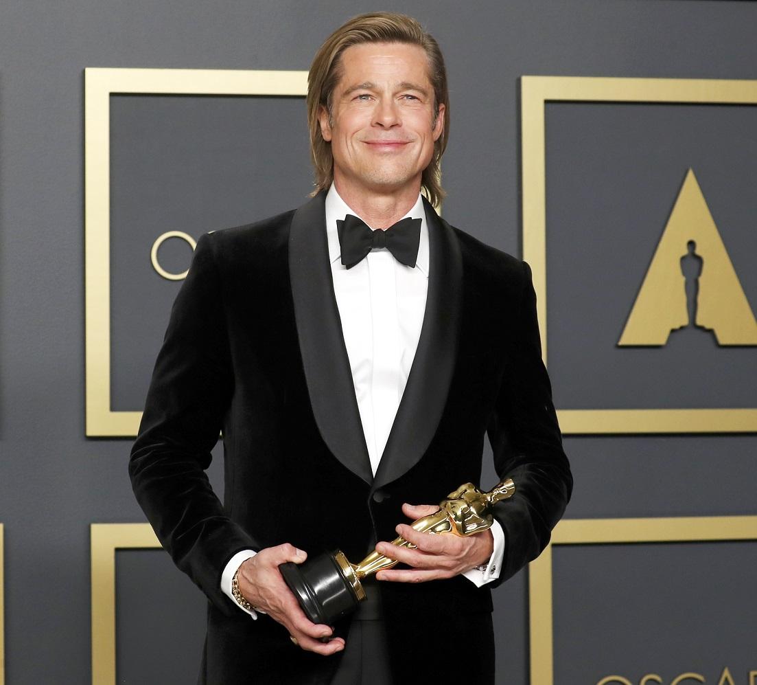 Brad Pitt w nowym związku