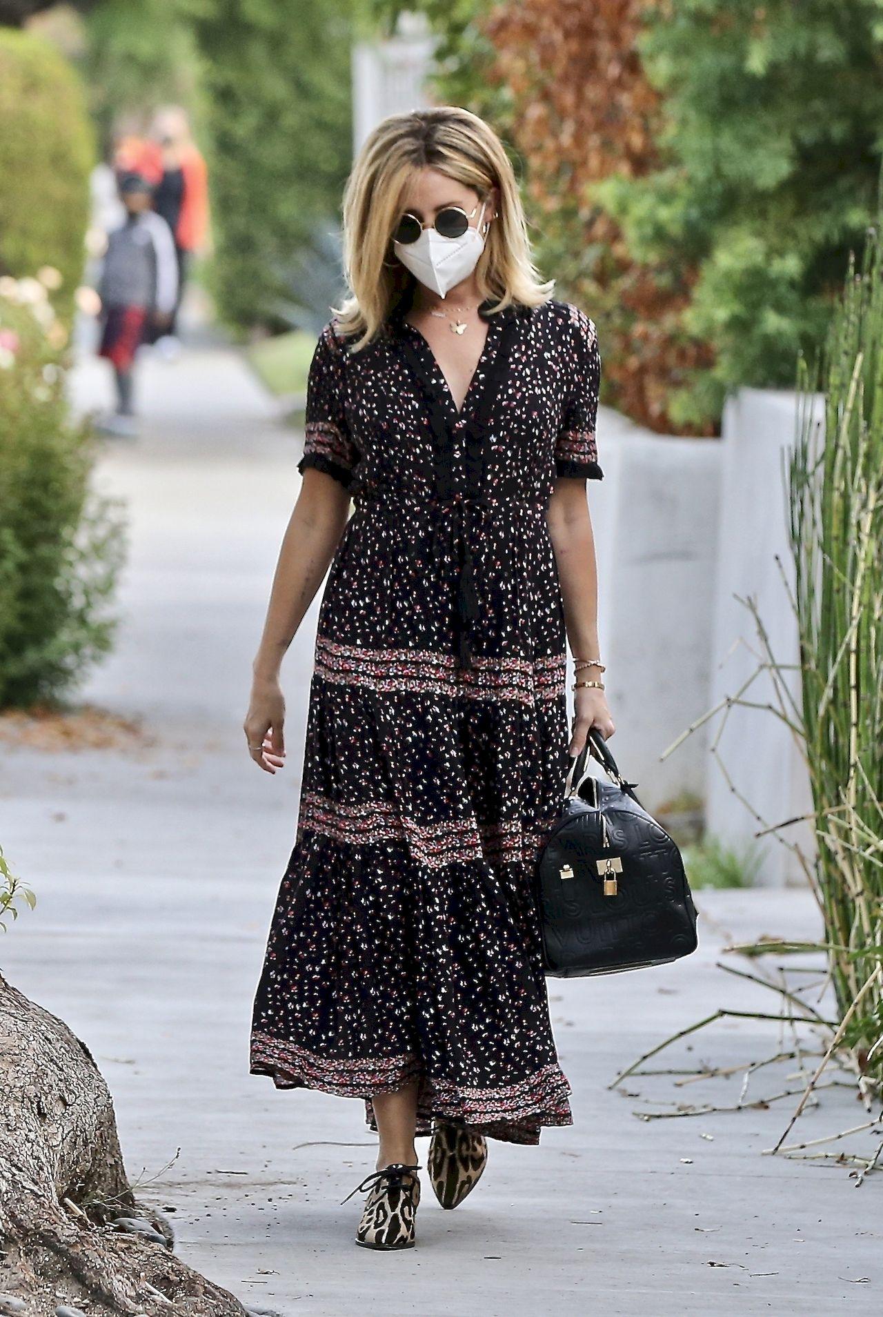 Ashley Tisdale w ciąży