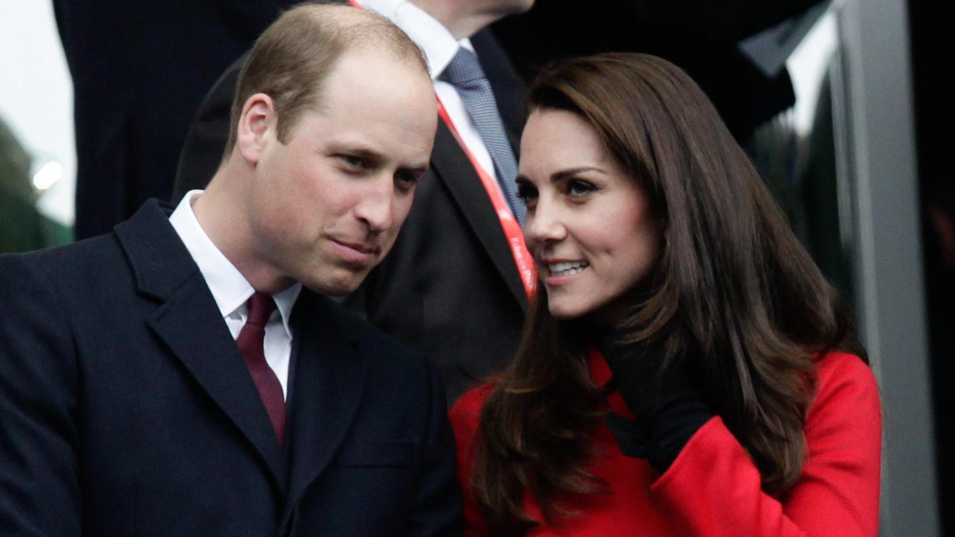 Fani są OBURZENI zachowaniem Kate i Williama. Rozpętała się burza w komentarzach