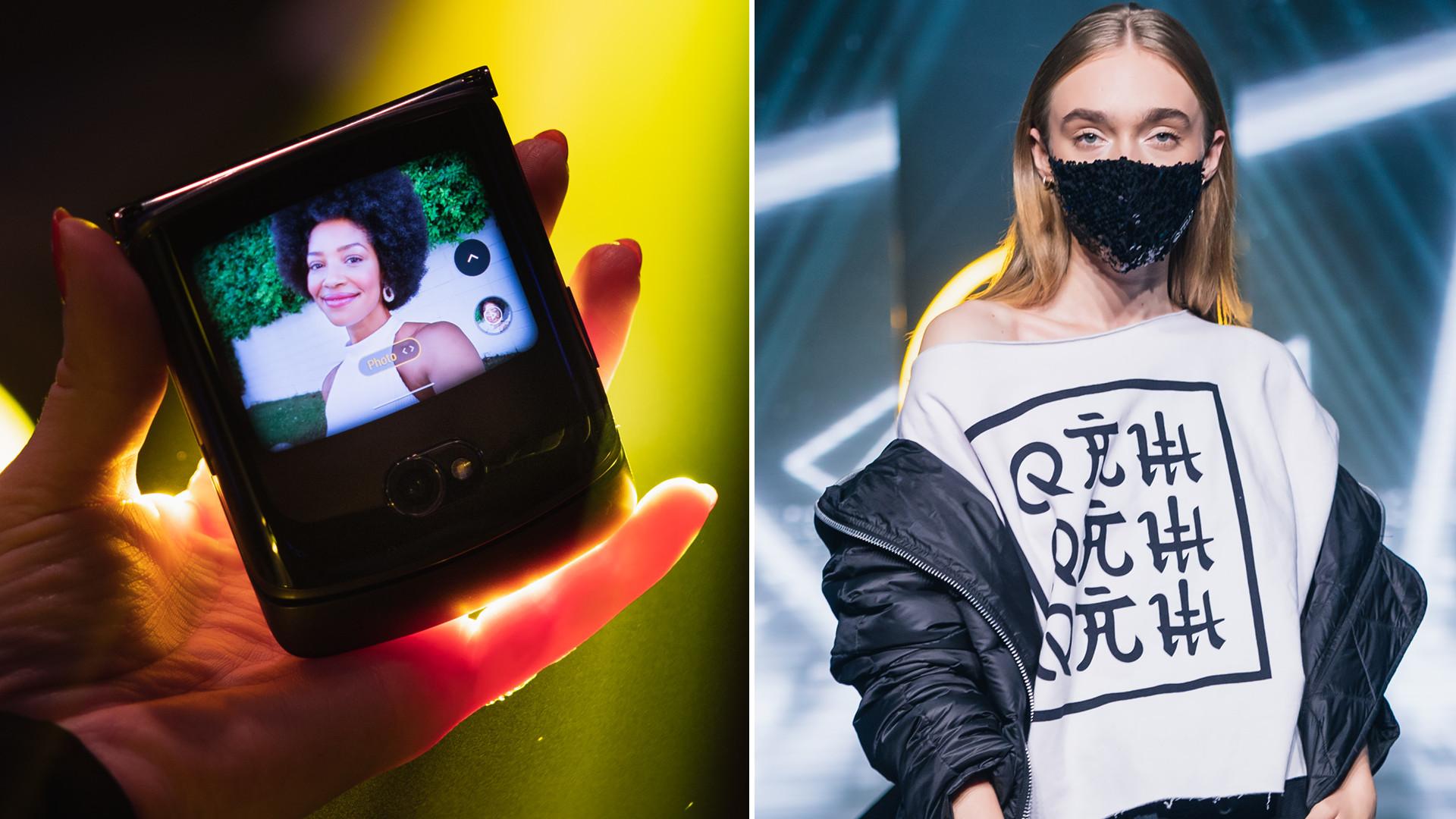 Technologia połączyła się z modą. Odkryj nowy smartfon nawiązujący do kultowych modeli – z podobnym pozowała sama Paris Hilton!