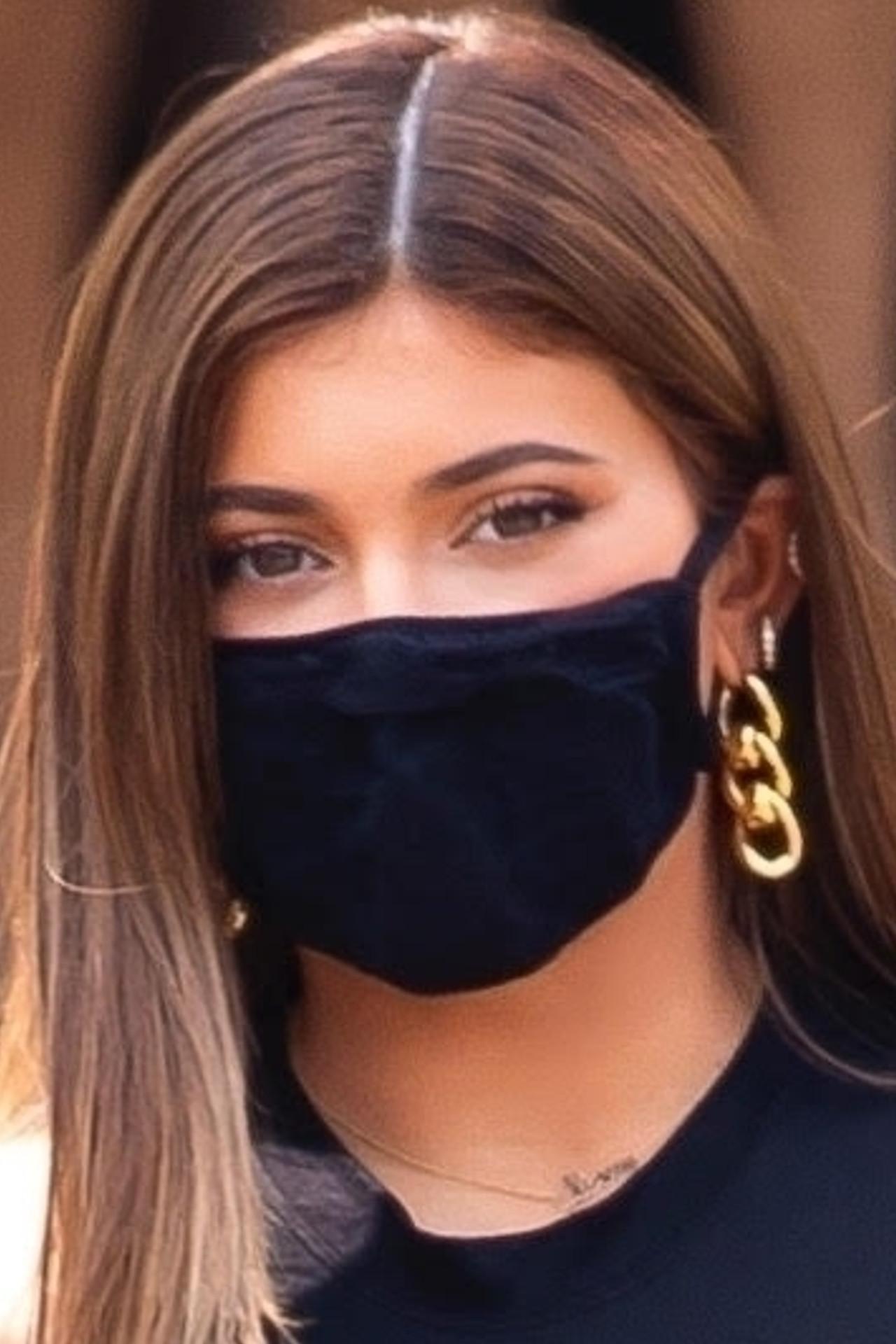 Kylie Jenner nie wygląda na swój wiek.