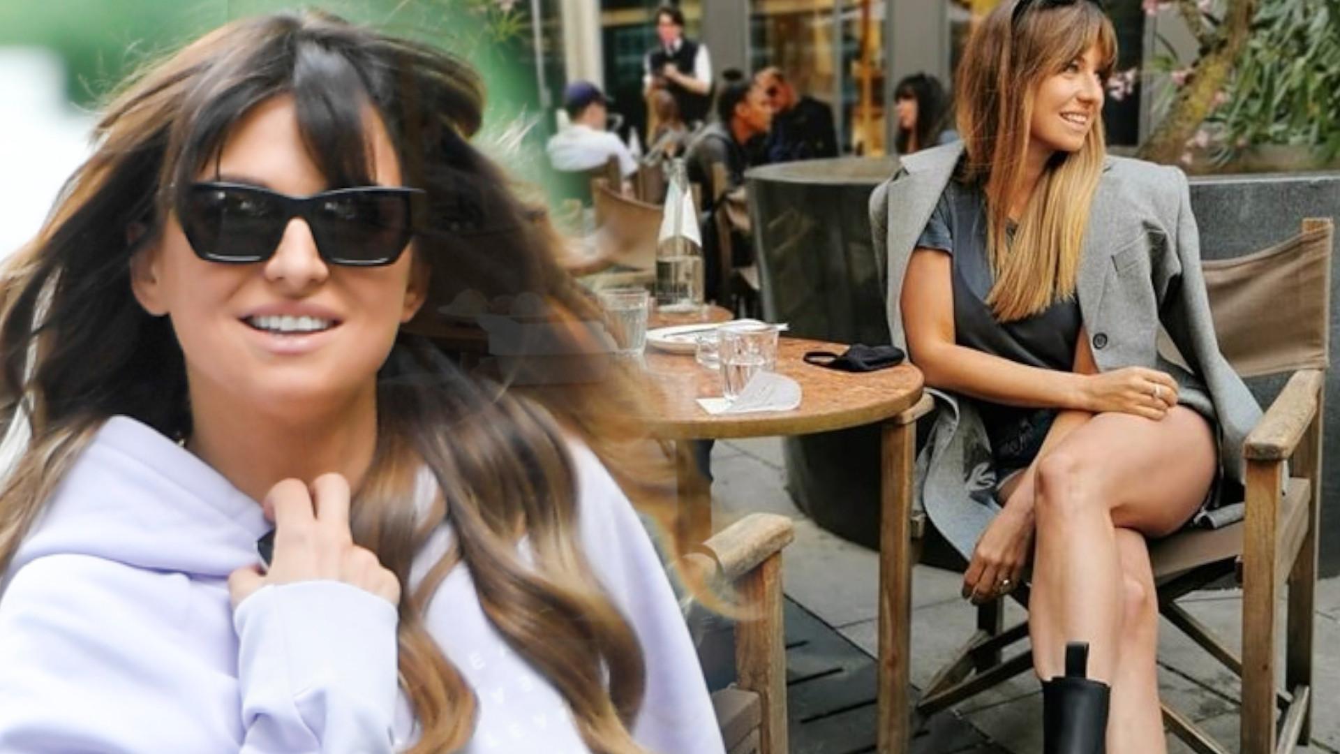 Anna Lewandowska chwali się zdjęciem z kawiarni. Powstała gorąca dyskusja na temat jej butów