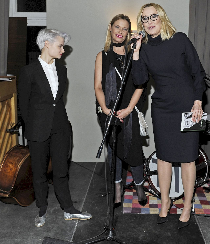 Alicja Nauman, Paulina Młynarska, Agata Młynarska