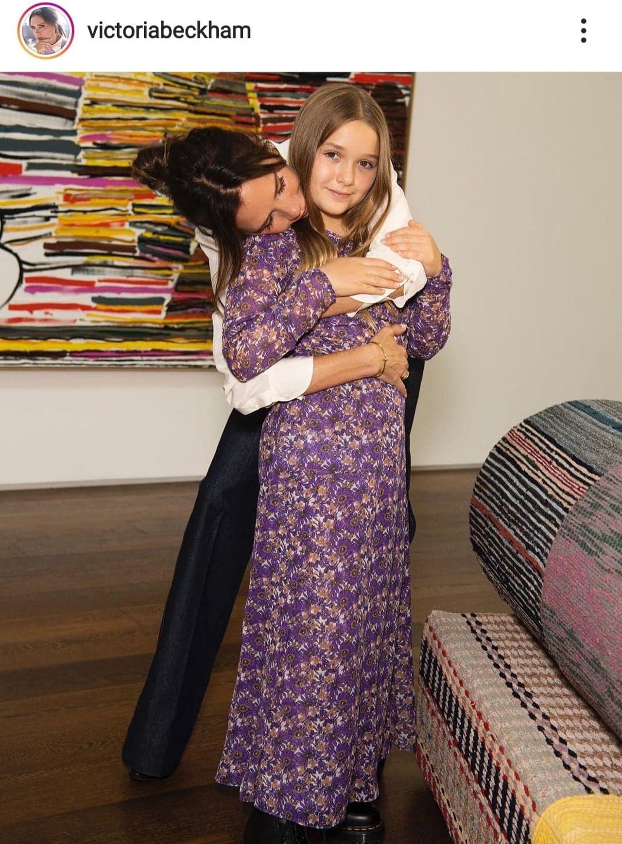 Victoria Beckham z córką