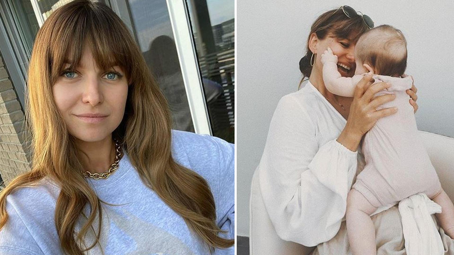 Anna Lewandowska, jak zwykła mama, ubrała Laurę w sieciówce – te buciki to HIT