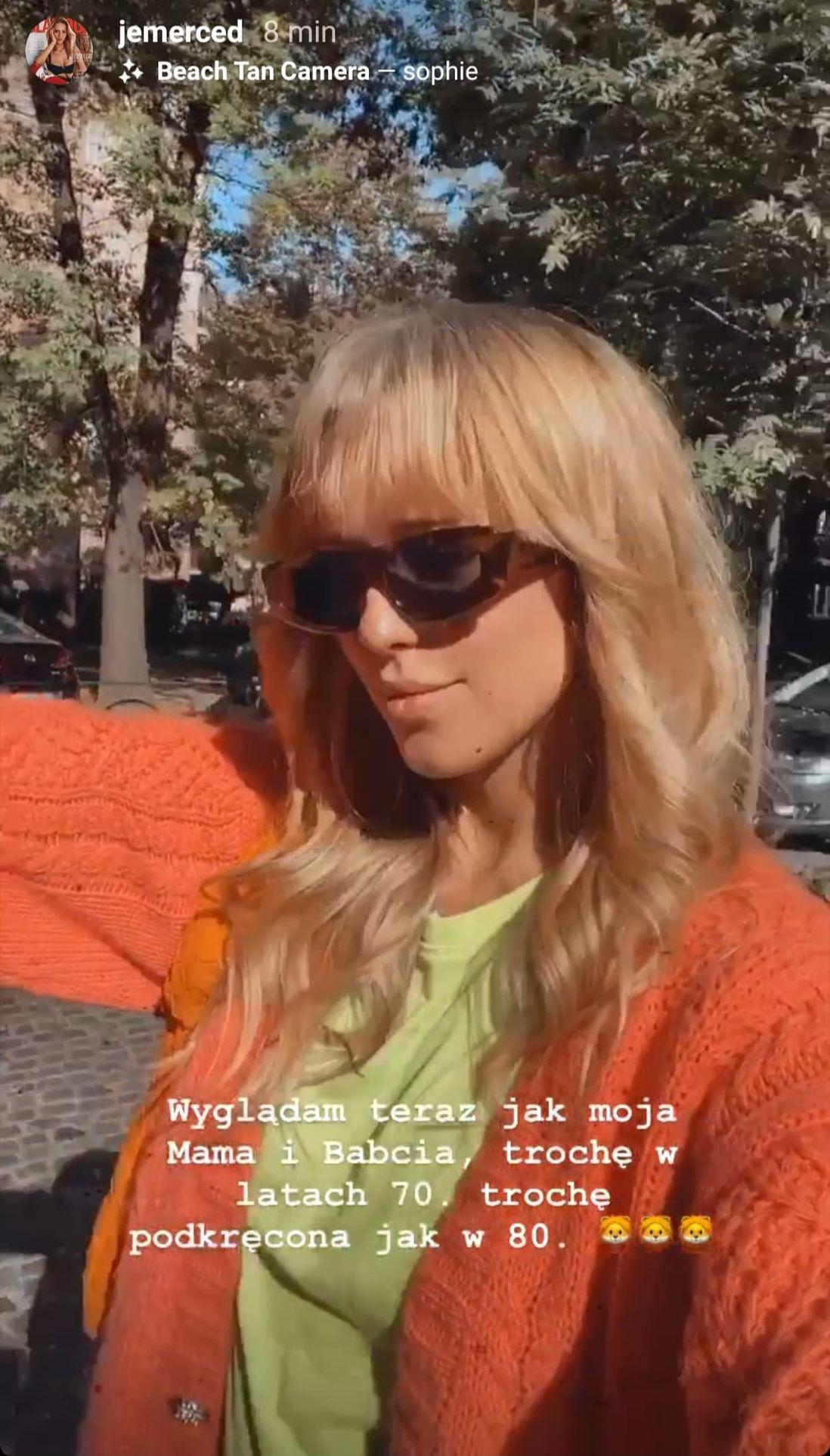 Jessica Mercedes ma nową fryzurę