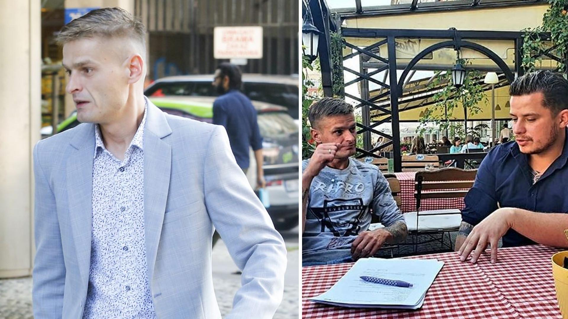 Tomasz Komenda przyjął pracę u Rafała Collinsa – czym będzie się zajmował?