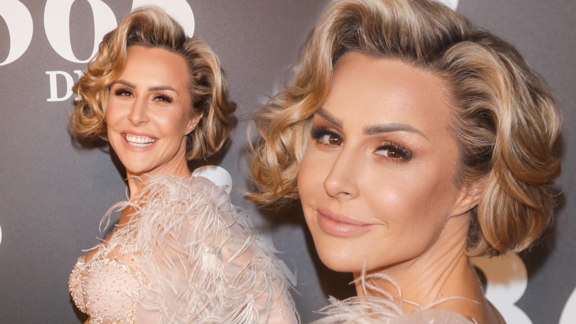 Blanka Lipińska w TYM makijażu wygląda jak gwiazda starego Hollywood