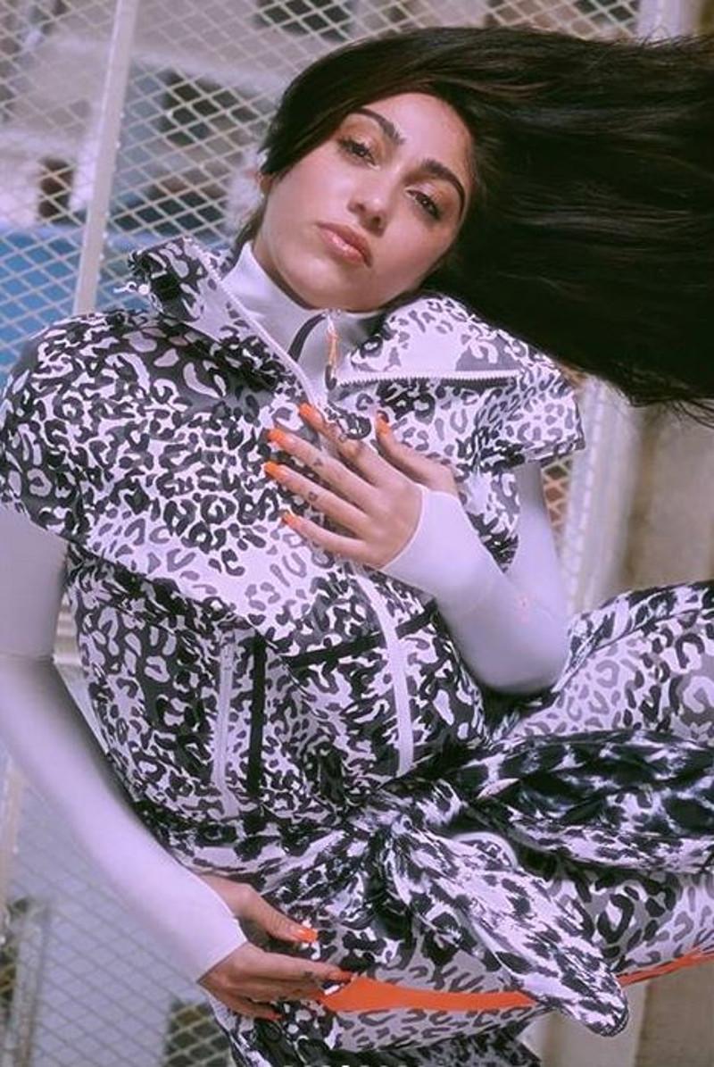 Córka Madonny w kampanii Adidasa.